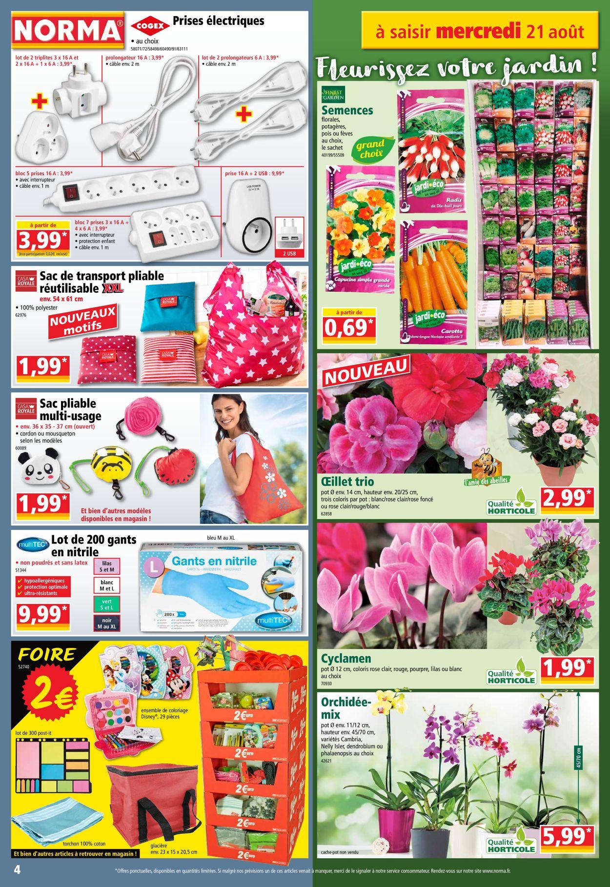 Norma Catalogue - 21.08-27.08.2019 (Page 4)