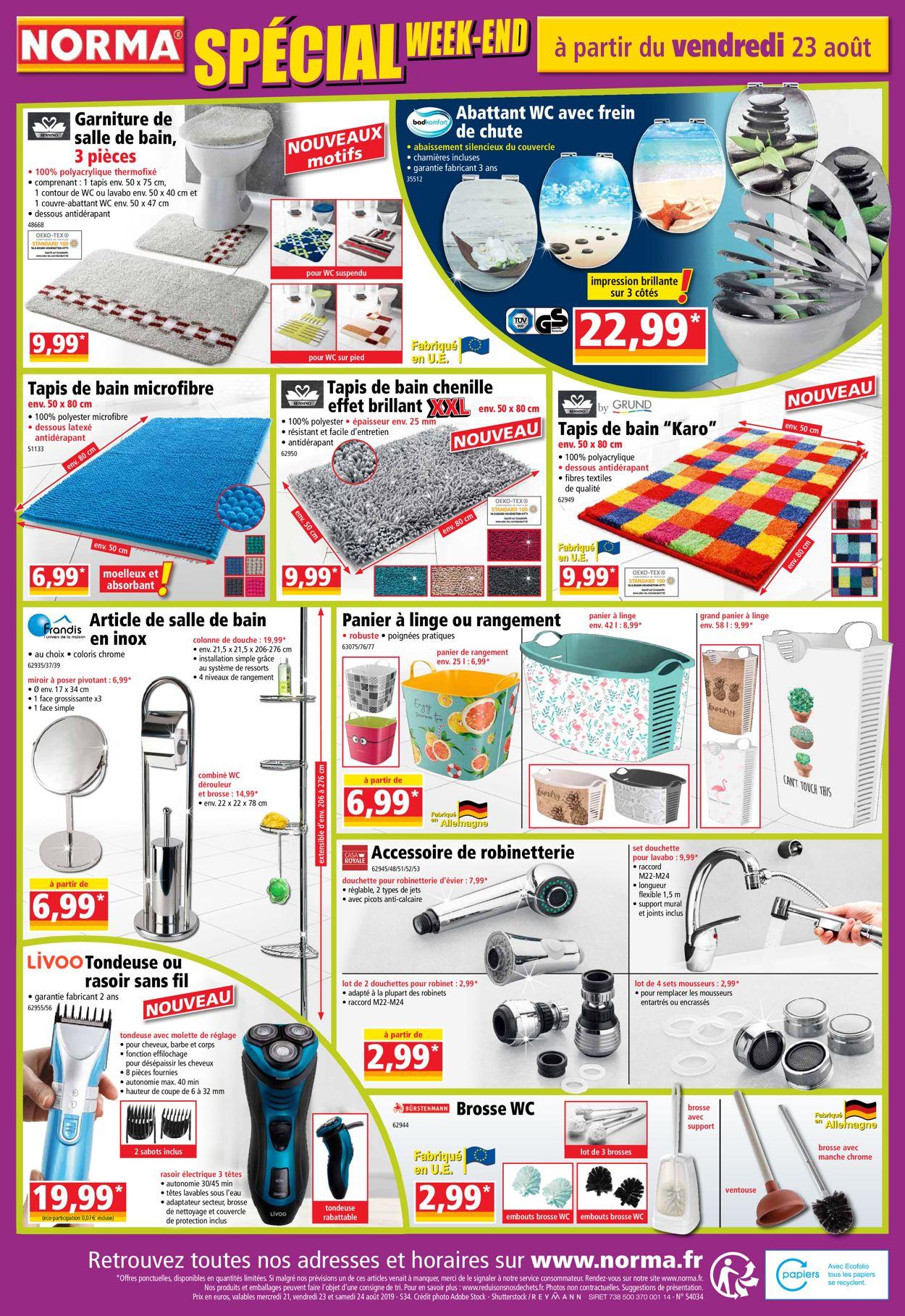 Norma Catalogue - 21.08-27.08.2019 (Page 10)