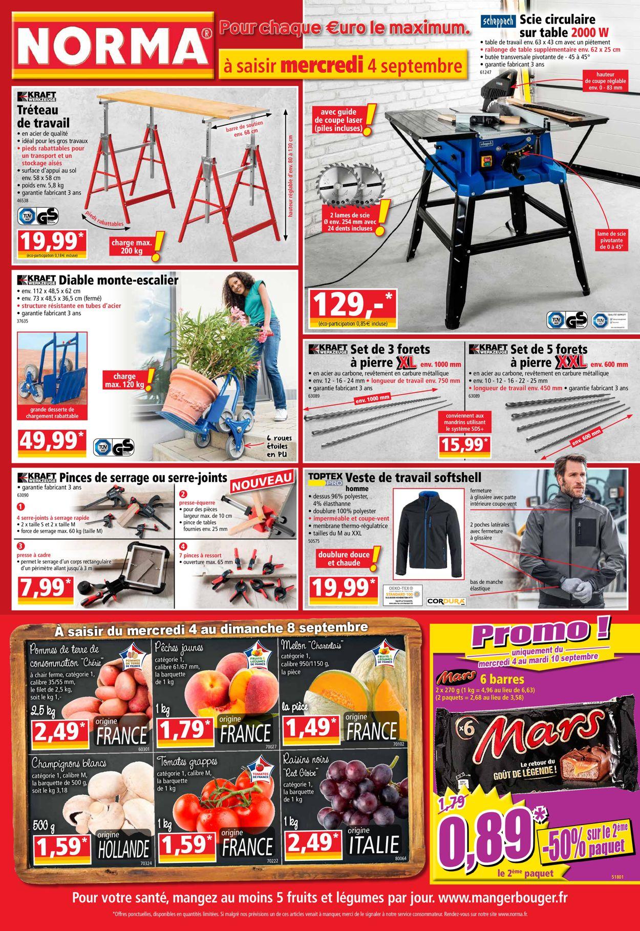 Norma Catalogue - 04.09-10.09.2019
