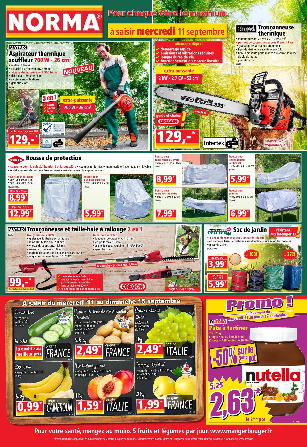 Norma Catalogue - 11.09-17.09.2019