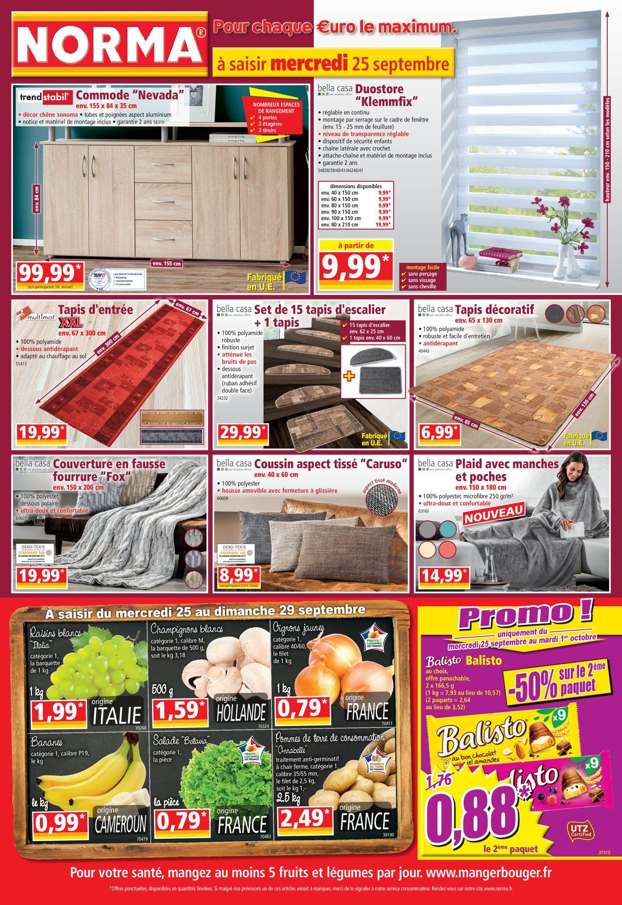 Norma Catalogue - 25.09-01.10.2019