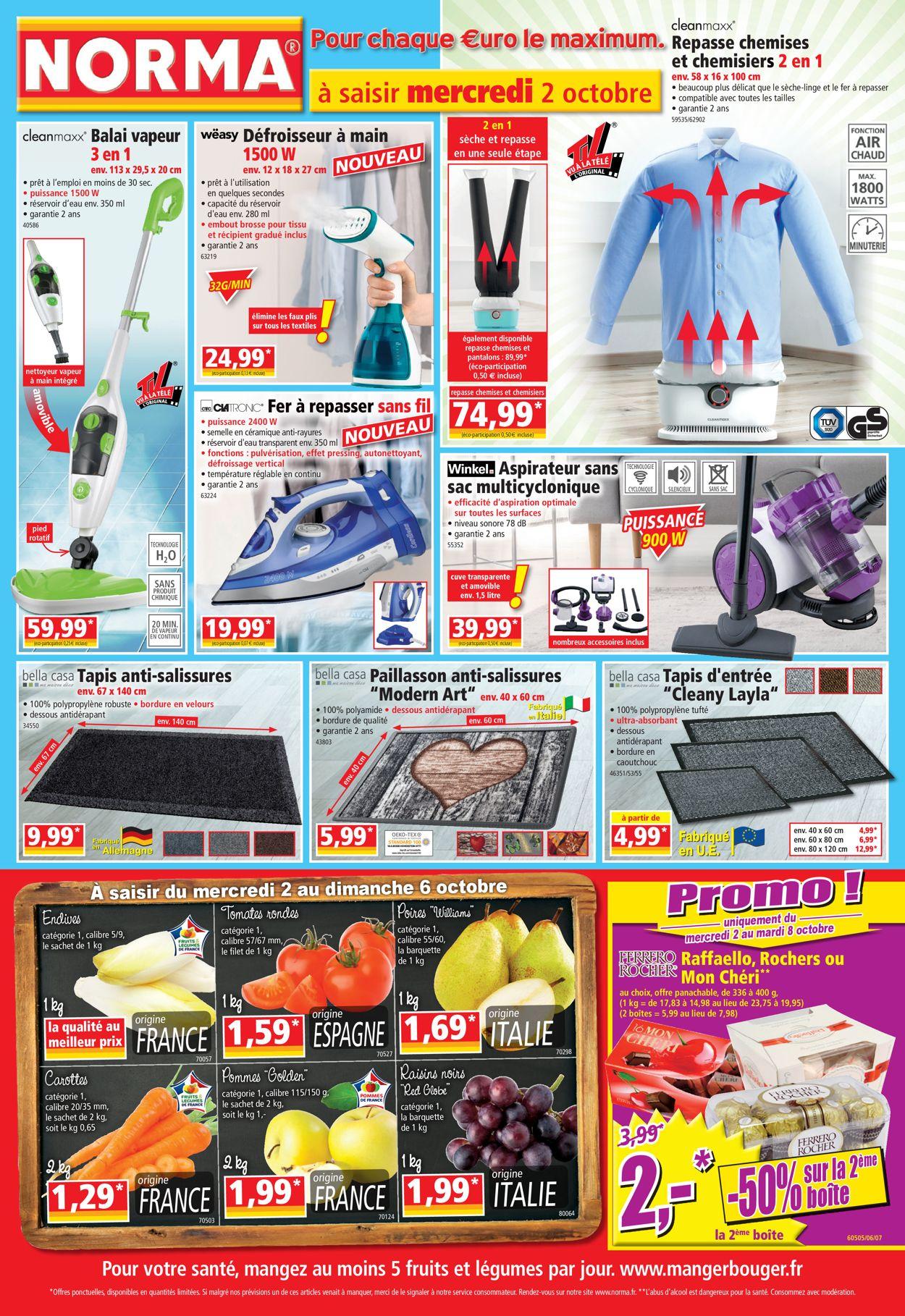 Norma Catalogue - 02.10-08.10.2019