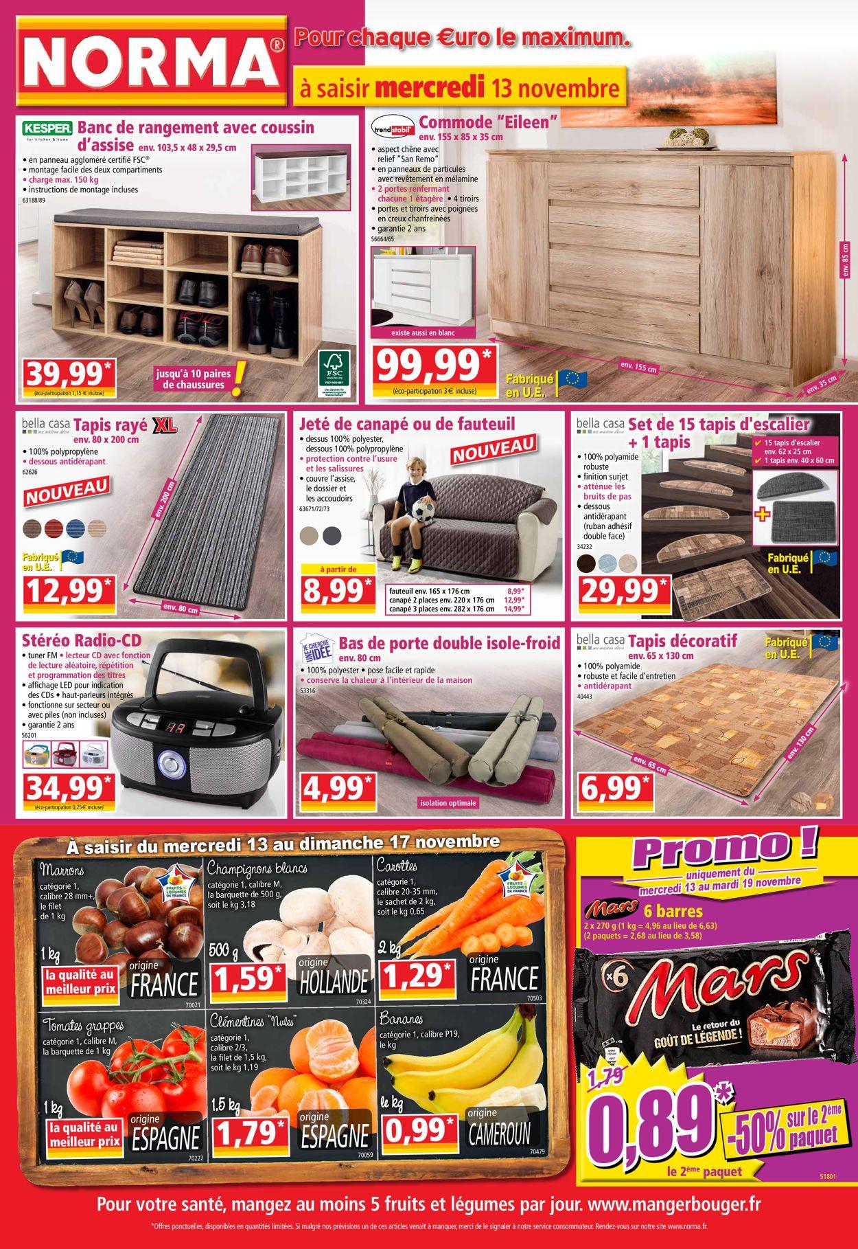 Norma Catalogue - 13.11-19.11.2019