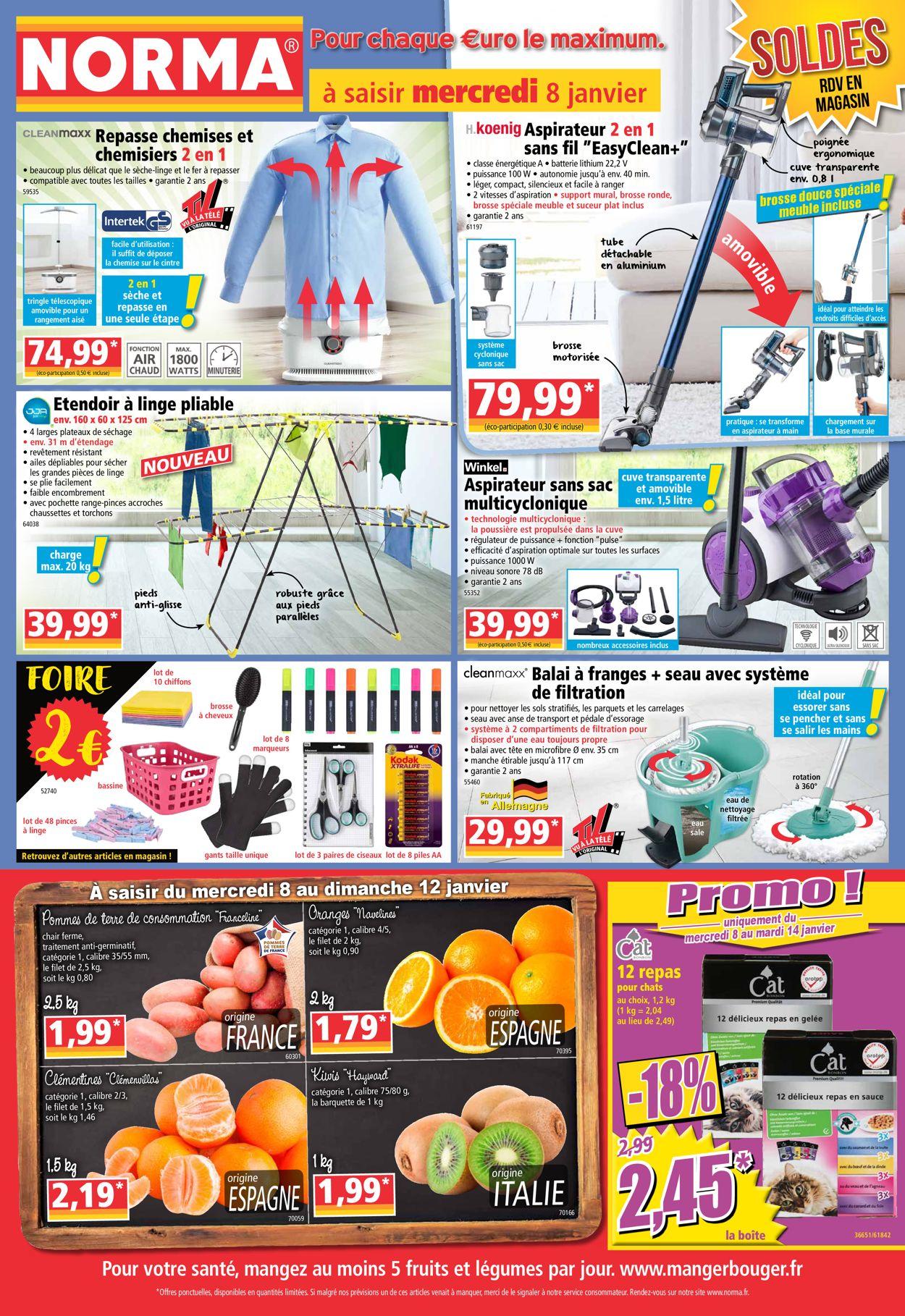 Norma Catalogue - 08.01-14.01.2020