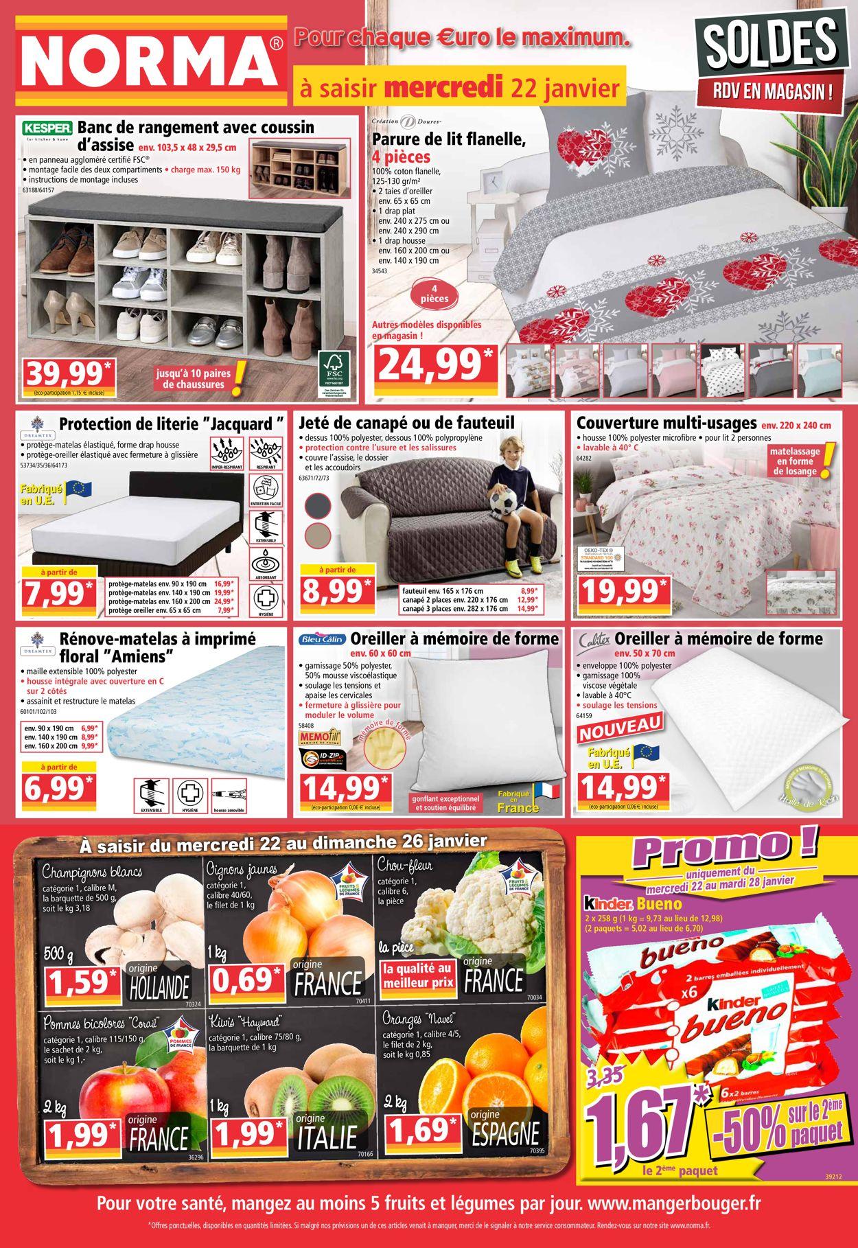Norma Catalogue - 22.01-28.01.2020