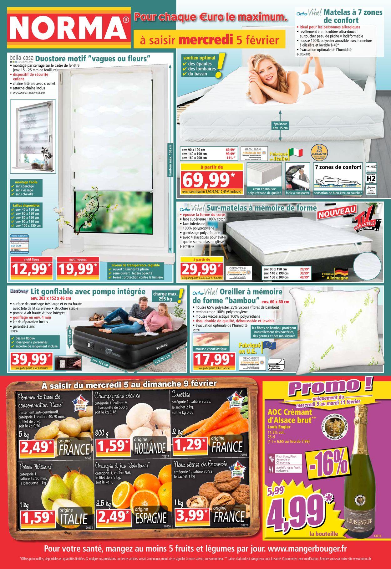 Norma Catalogue - 05.02-11.02.2020