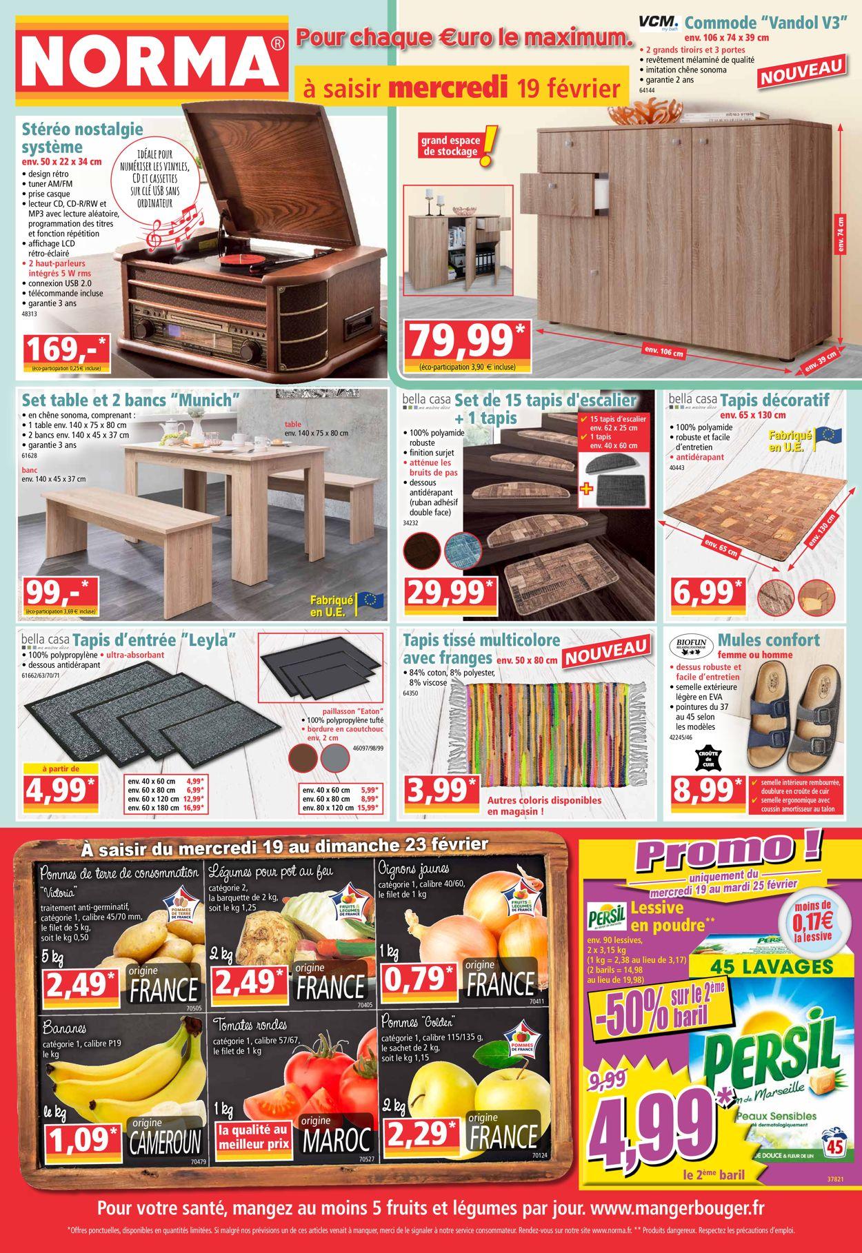 Norma Catalogue - 19.02-25.02.2020