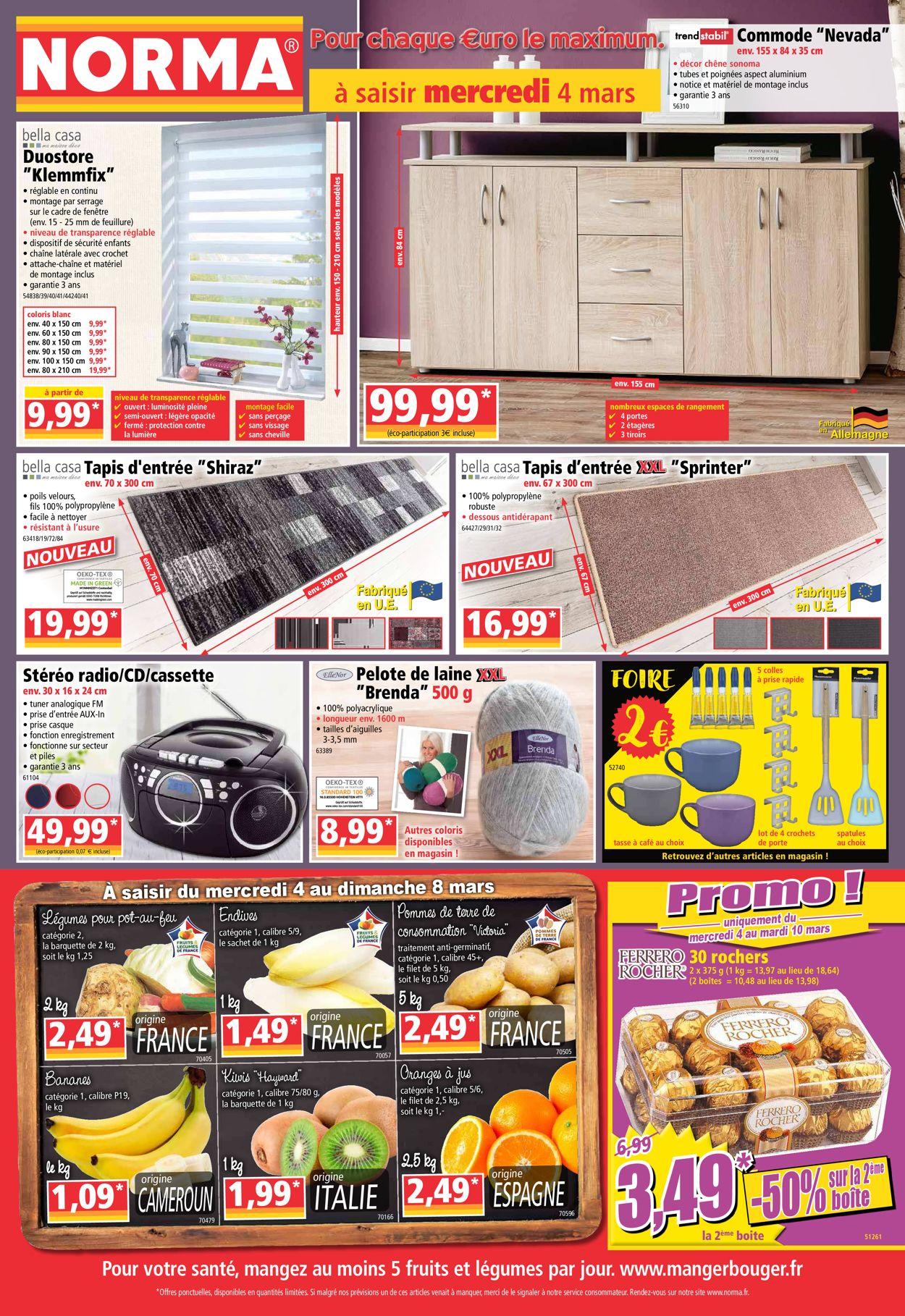 Norma Catalogue - 04.03-10.03.2020