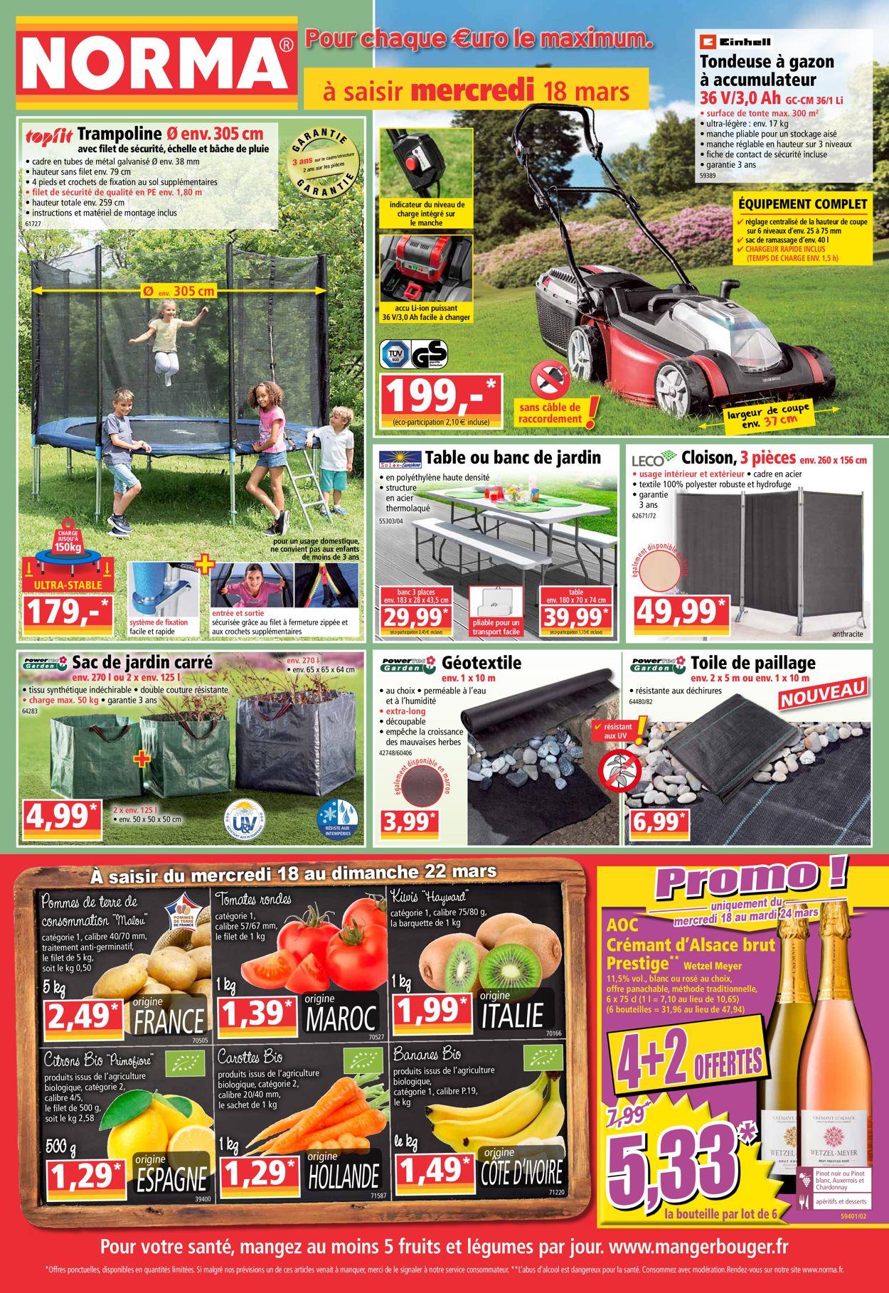 Norma Catalogue - 18.03-24.03.2020