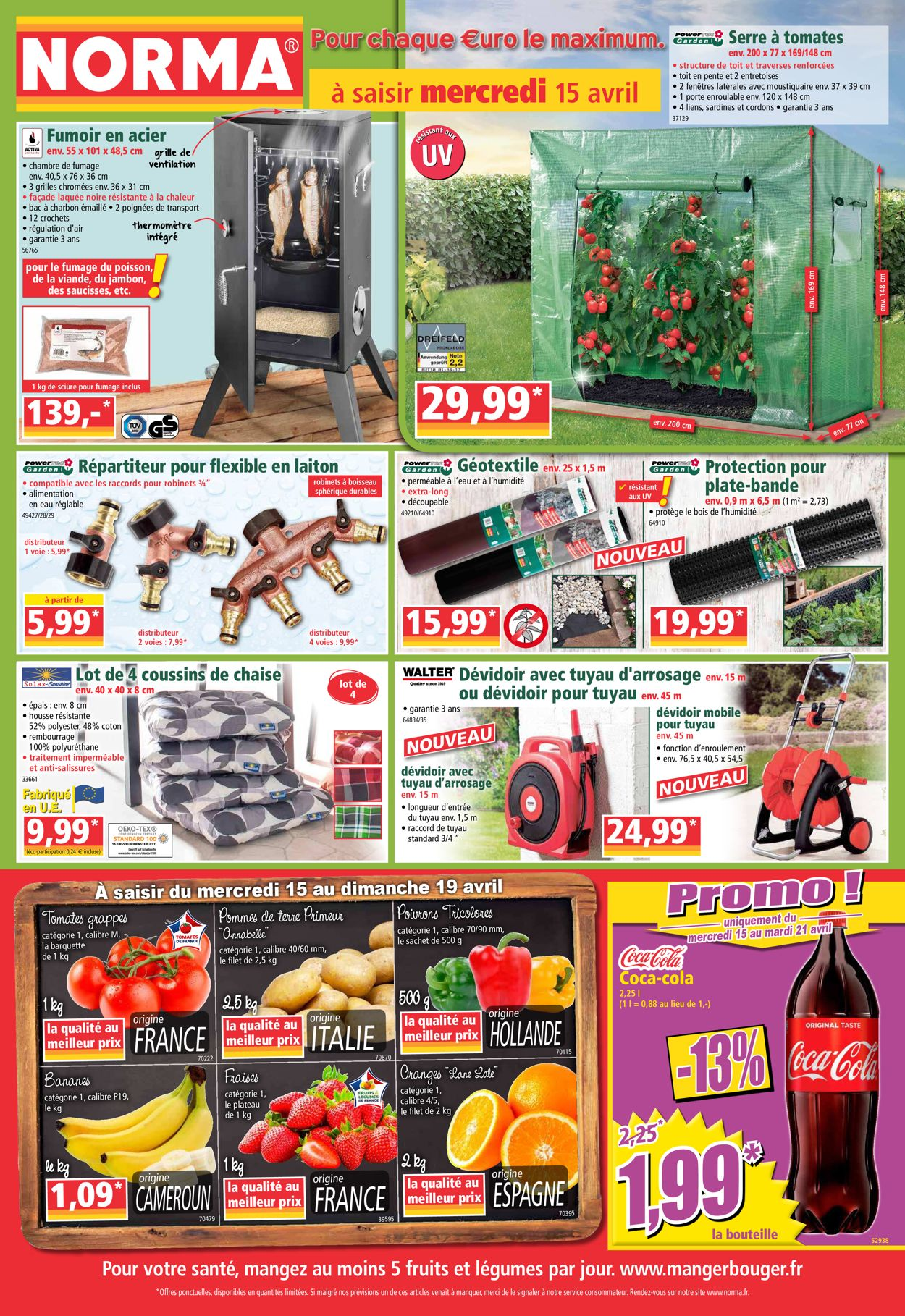 Norma Catalogue - 15.04-21.04.2020