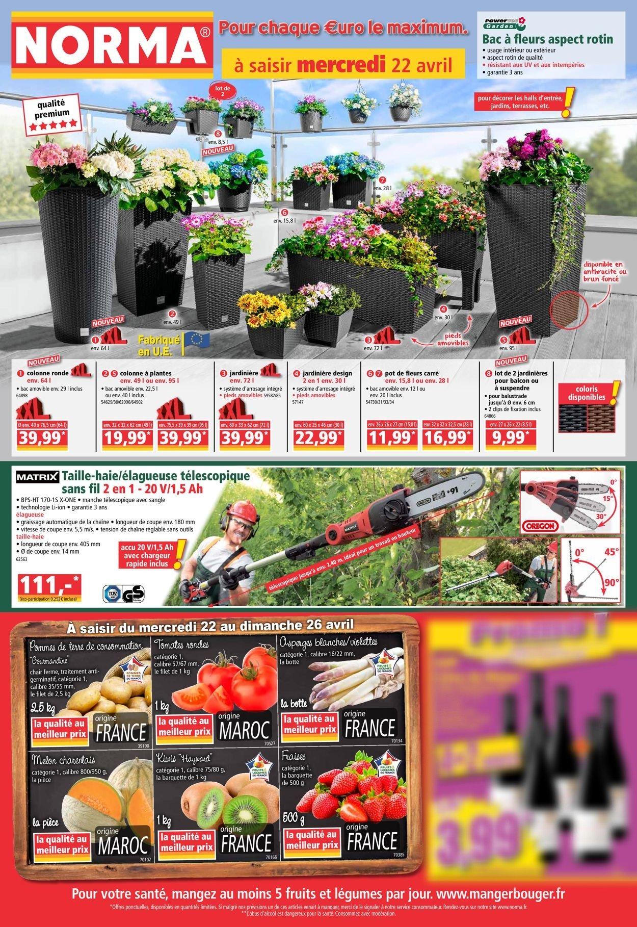 Norma Catalogue - 22.04-28.04.2020