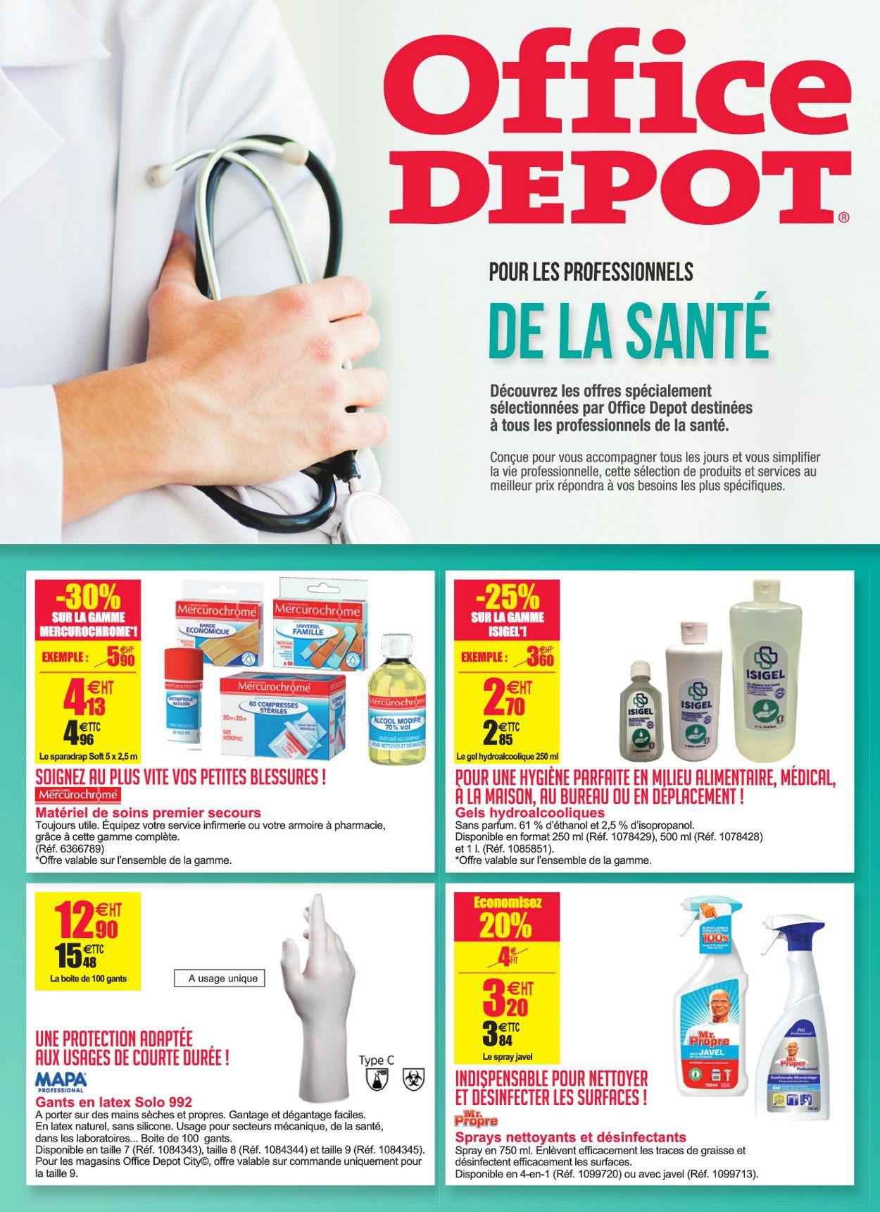 Office Depot Catalogue - 01.02-21.02.2021