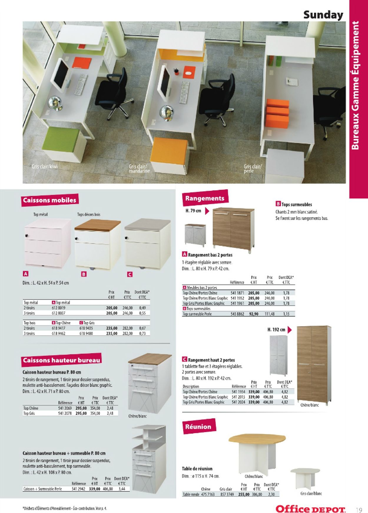 Office Depot Catalogue - 27.02-30.09.2020 (Page 19)
