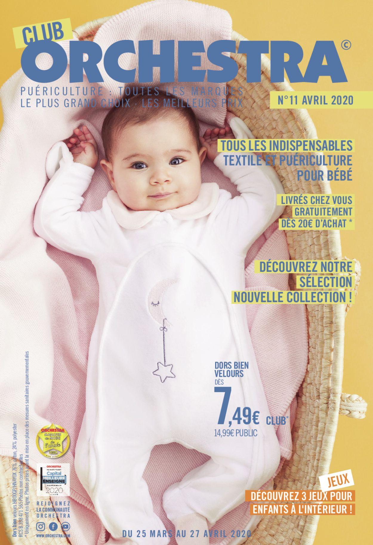 Orchestra Catalogue - 25.03-27.04.2020