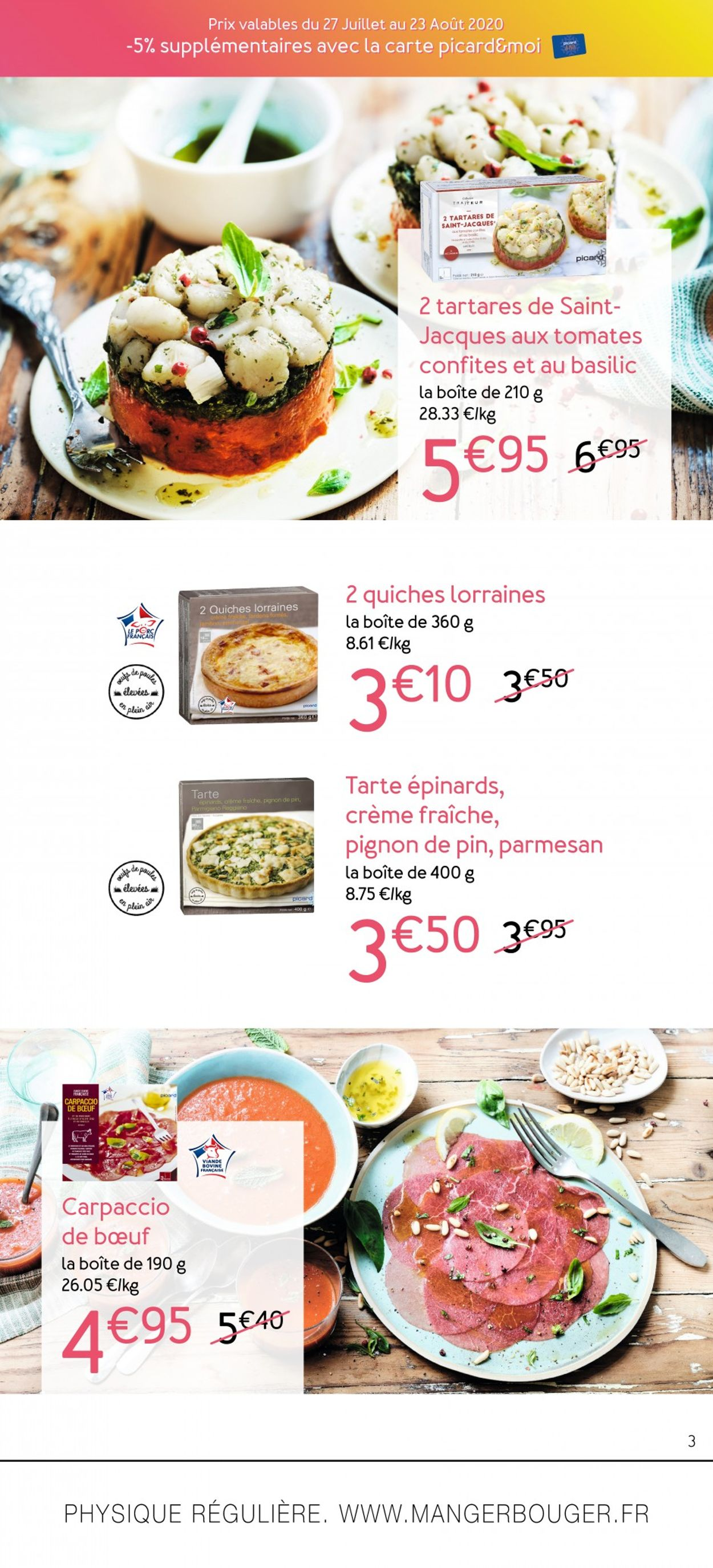 Picard Catalogue - 27.07-23.08.2020 (Page 3)