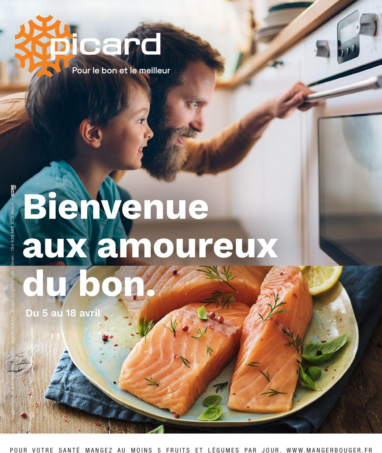 Picard Catalogue - 05.04-18.04.2021