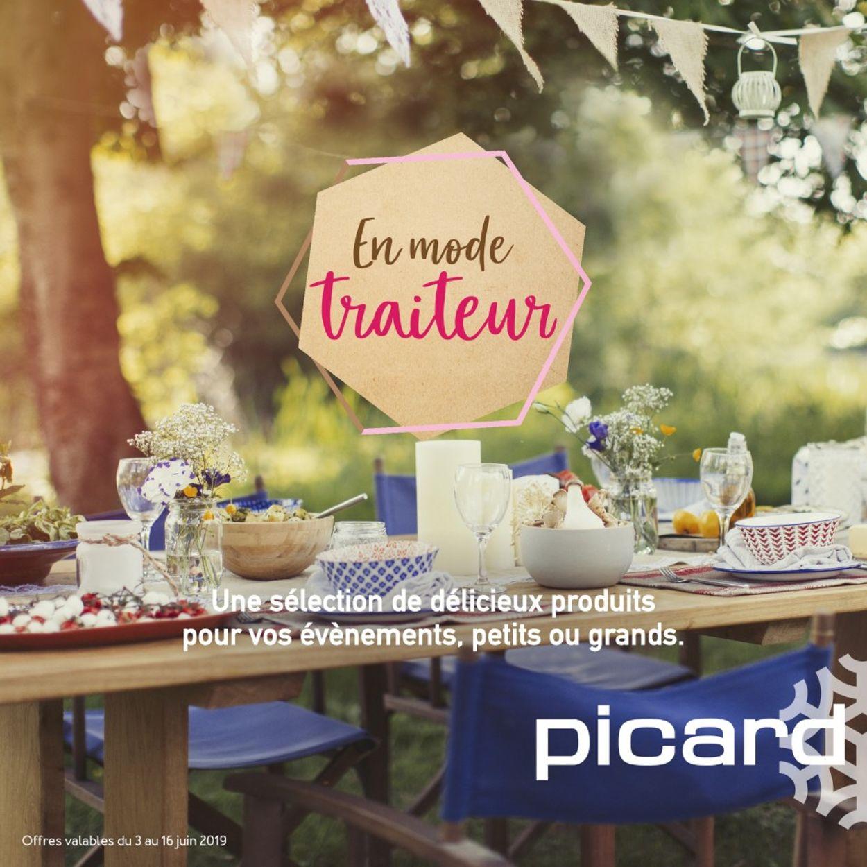 Picard Catalogue - 03.06-16.06.2019