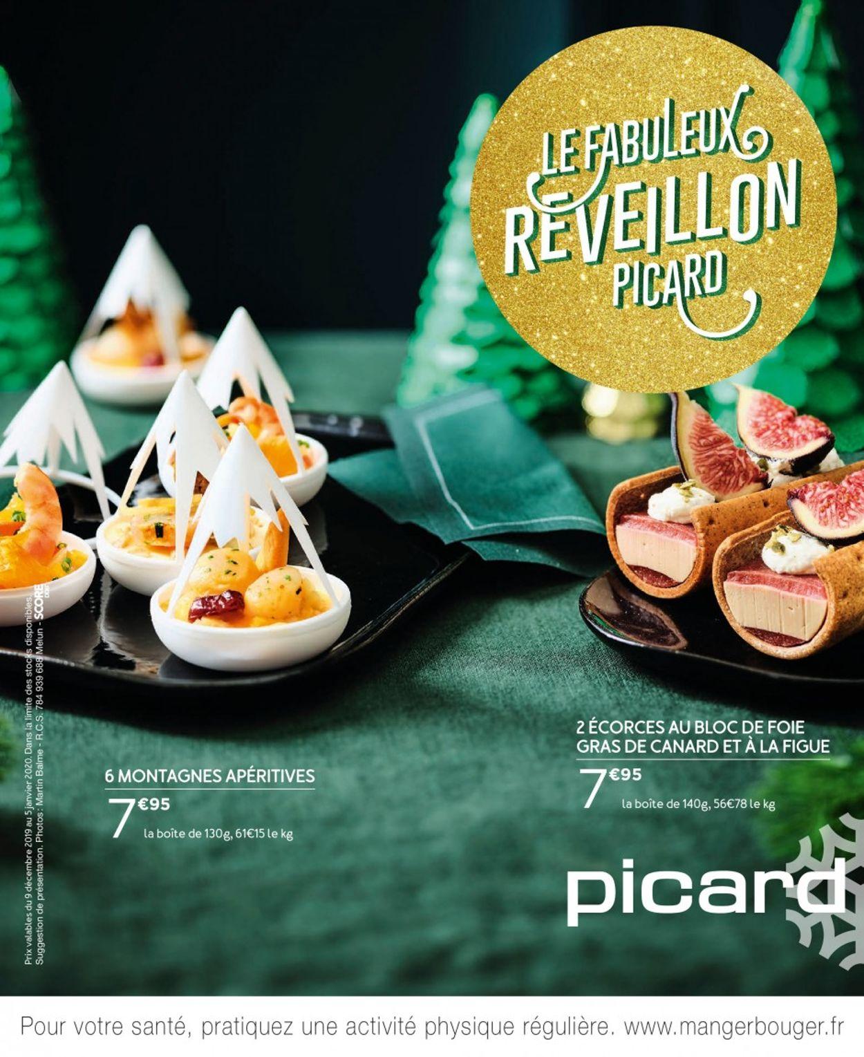 Picard Catalogue - 26.12-01.01.2020