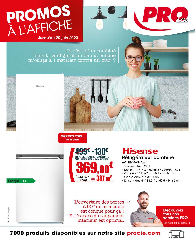 PRO&Cie Catalogue - 09.06-20.06.2020