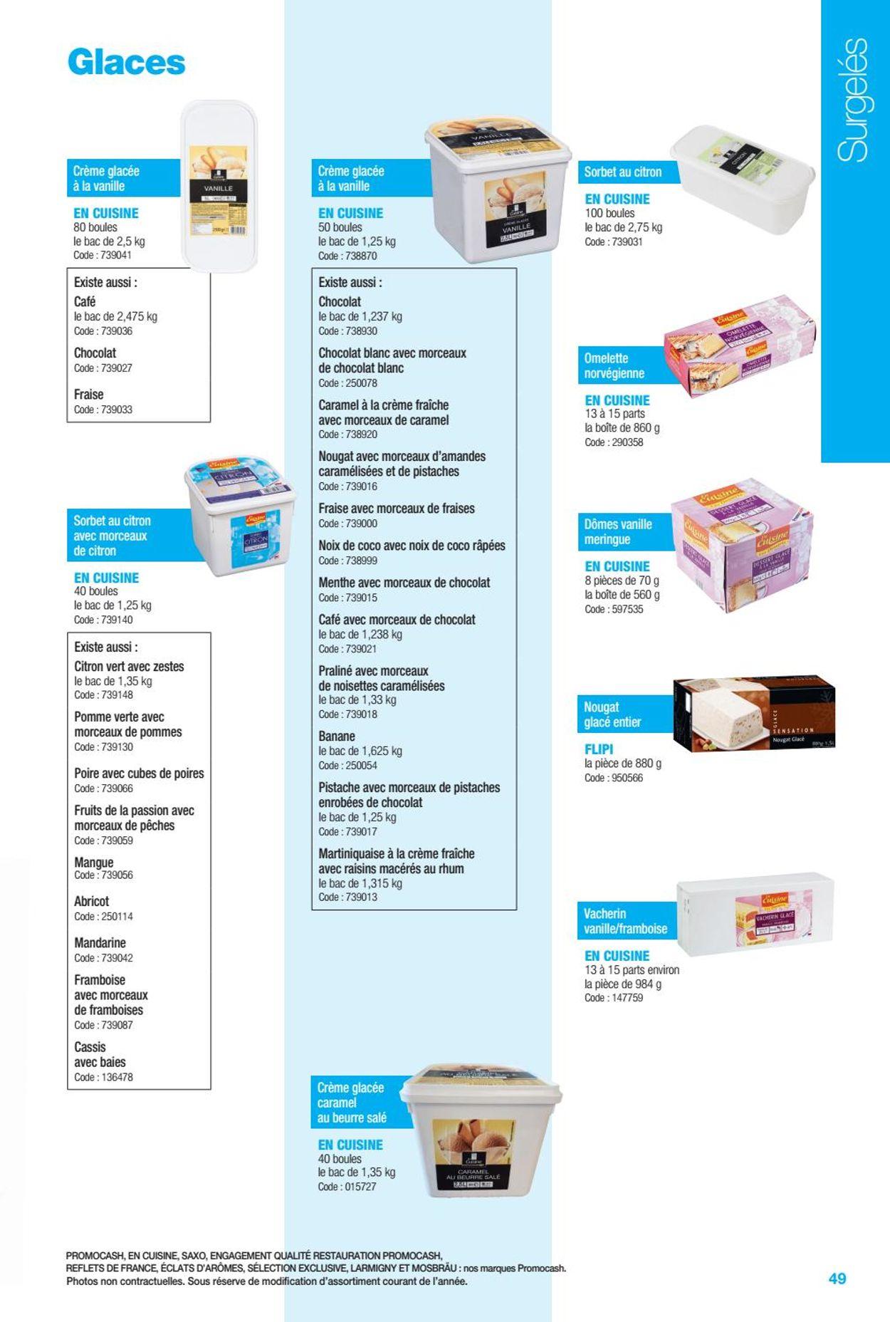 Promocash Catalogue - 18.05-30.10.2020 (Page 49)