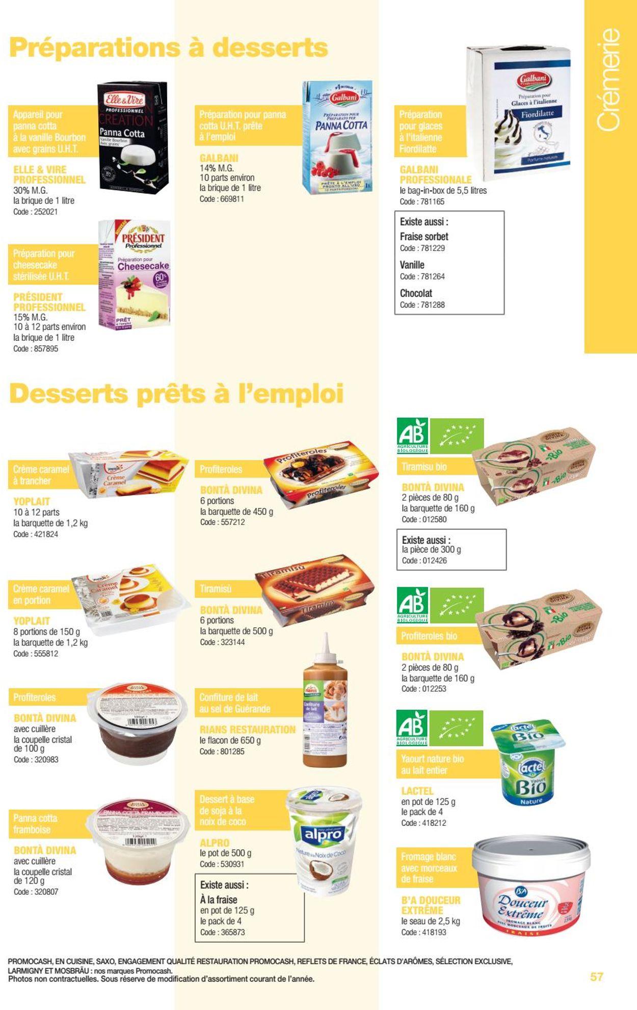 Promocash Catalogue - 18.05-30.10.2020 (Page 57)