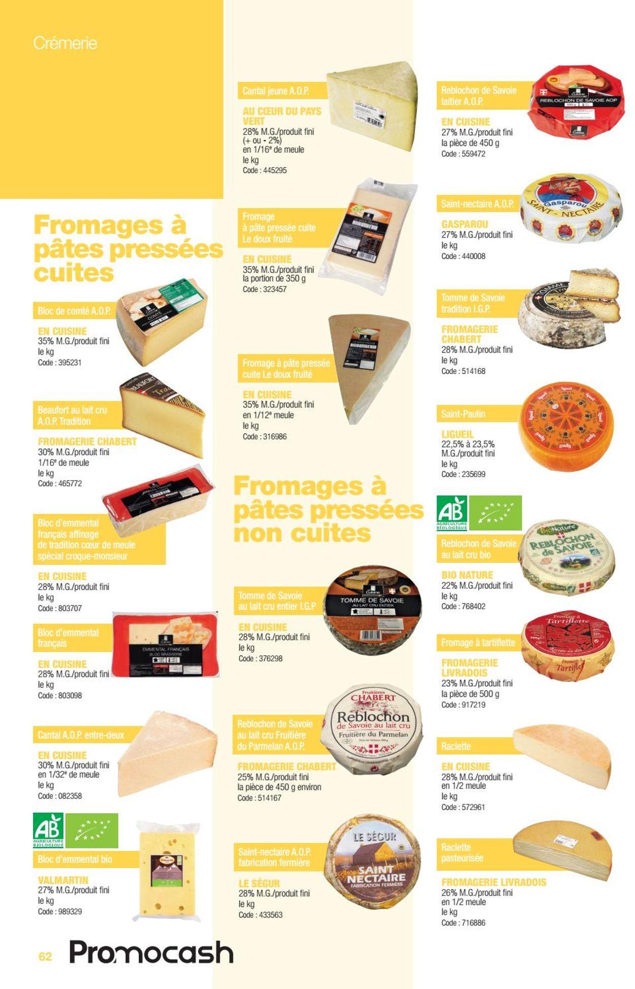 Promocash Catalogue - 18.05-30.10.2020 (Page 62)