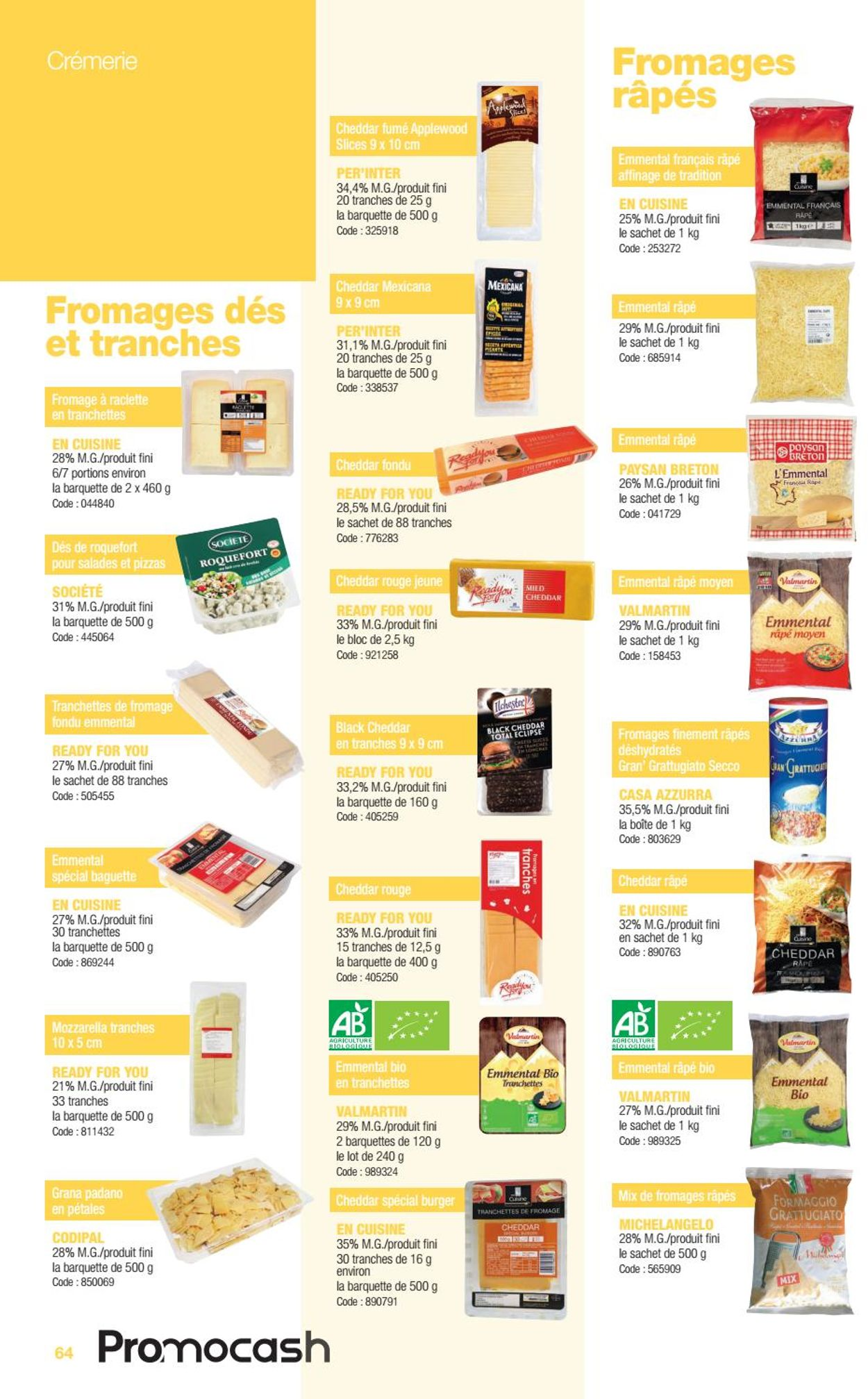 Promocash Catalogue - 18.05-30.10.2020 (Page 64)