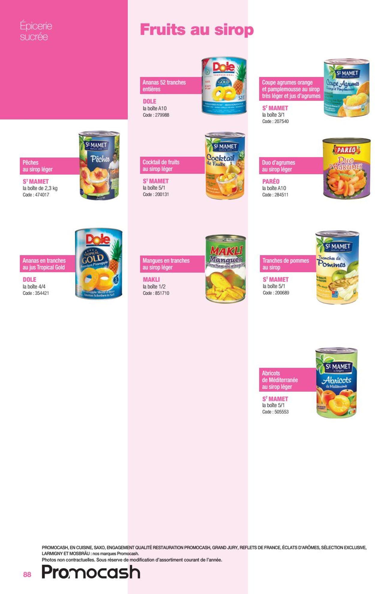 Promocash Catalogue - 18.05-30.10.2020 (Page 88)