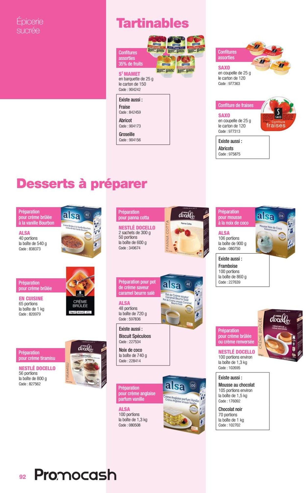 Promocash Catalogue - 18.05-30.10.2020 (Page 92)