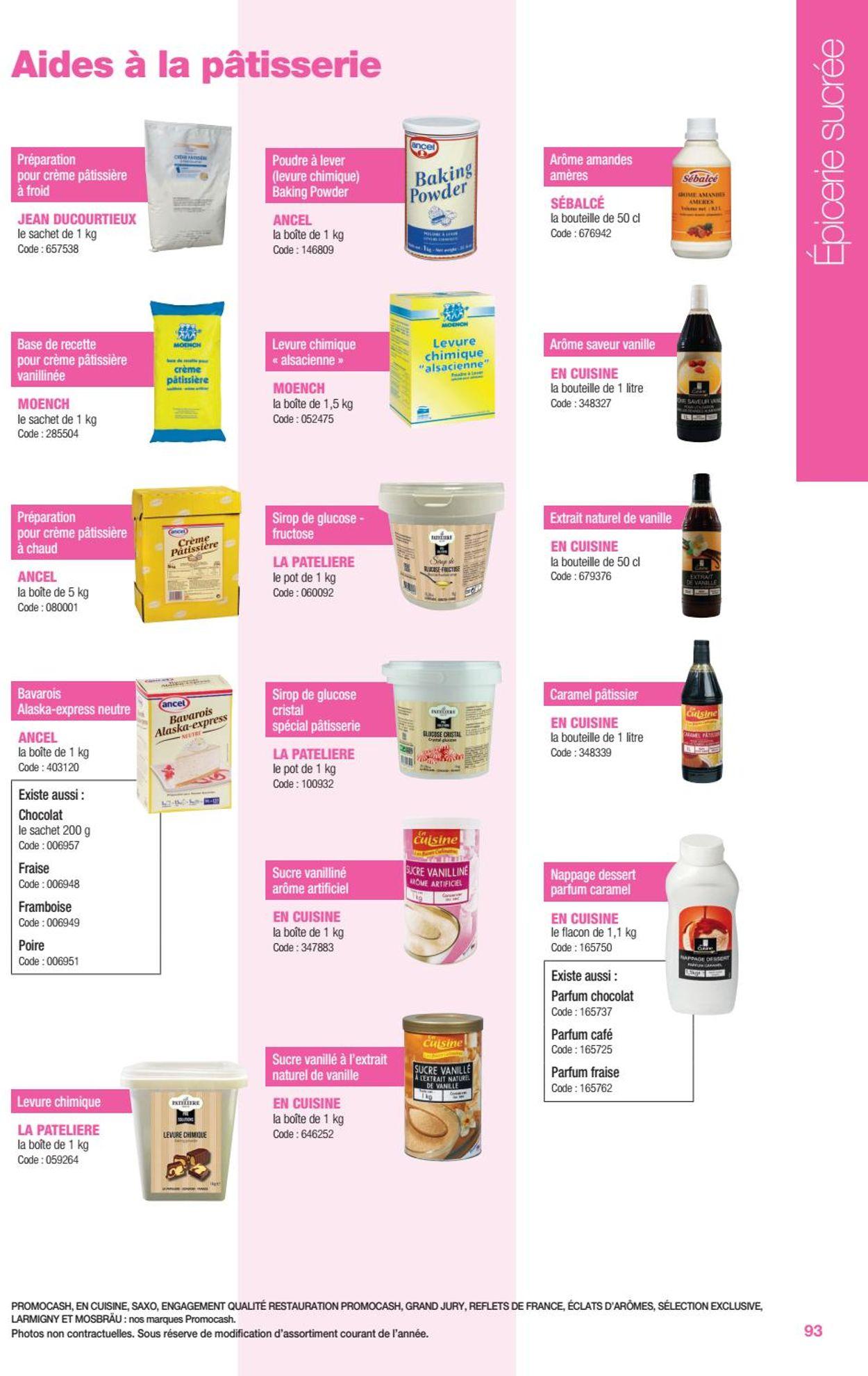 Promocash Catalogue - 18.05-30.10.2020 (Page 93)