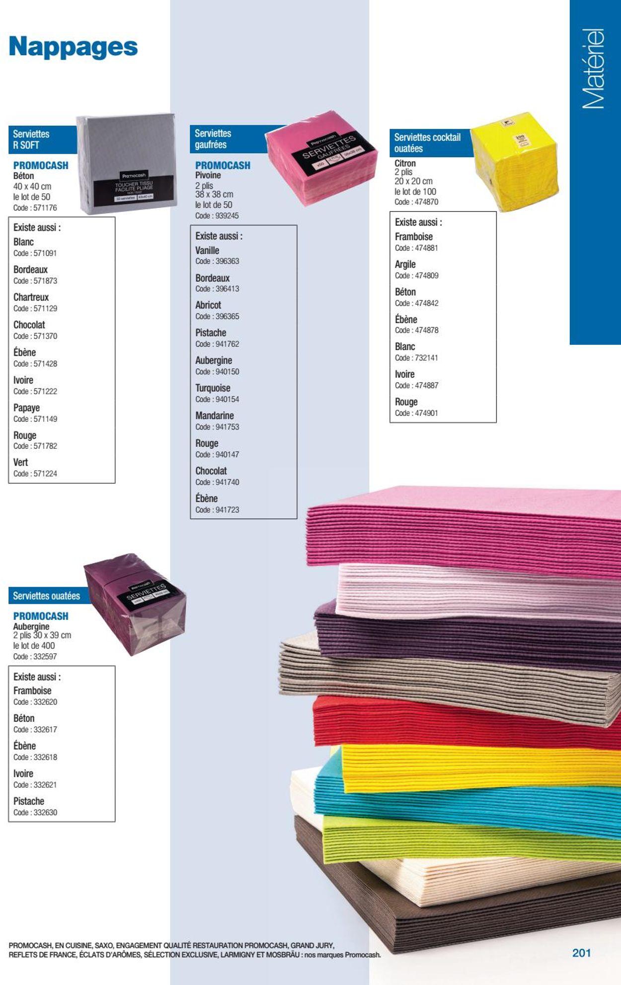 Promocash Catalogue - 18.05-30.10.2020 (Page 201)