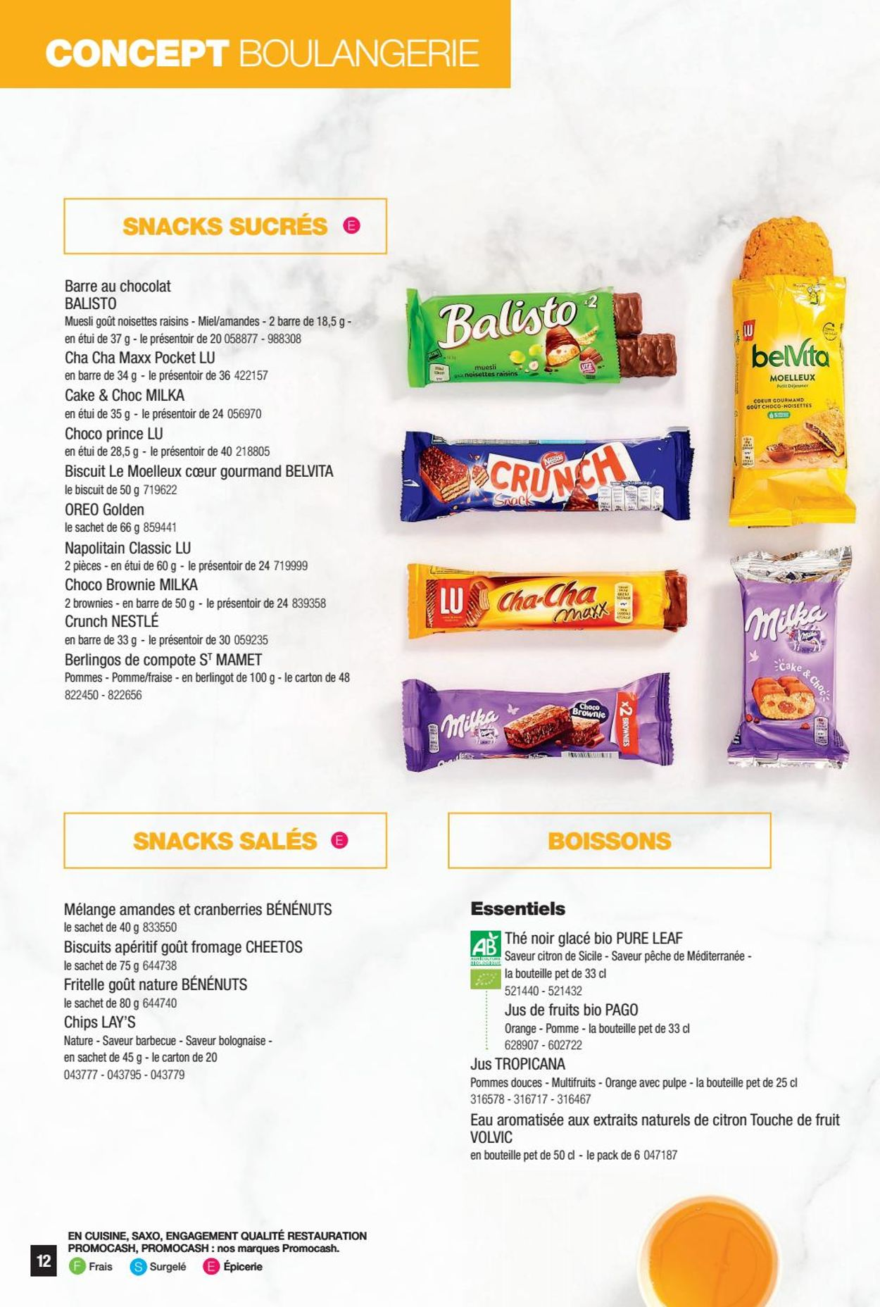 Promocash Catalogue - 18.05-30.04.2021 (Page 12)