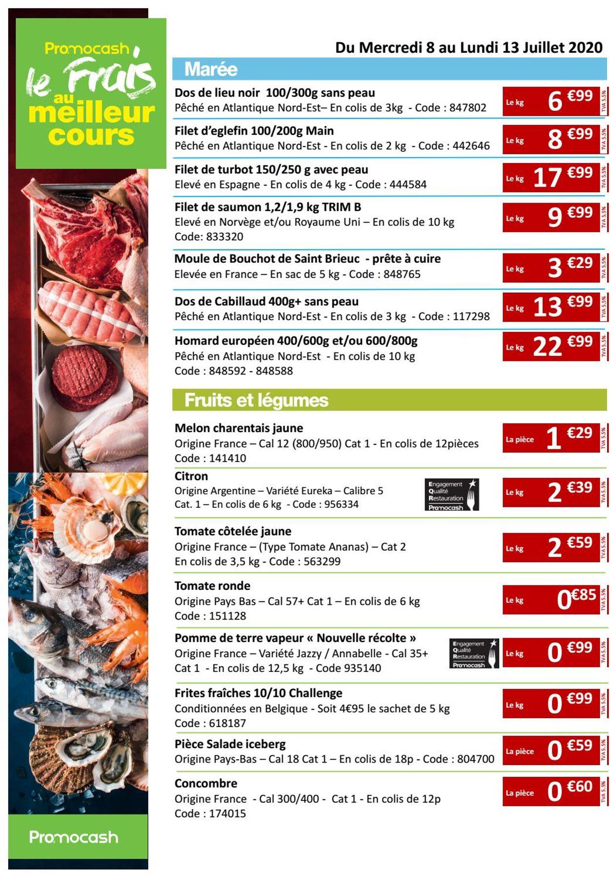 Promocash Catalogue - 08.07-13.07.2020 (Page 2)