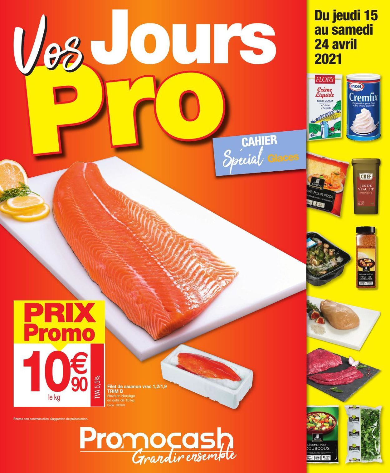 Promocash Catalogue - 15.04-24.04.2021