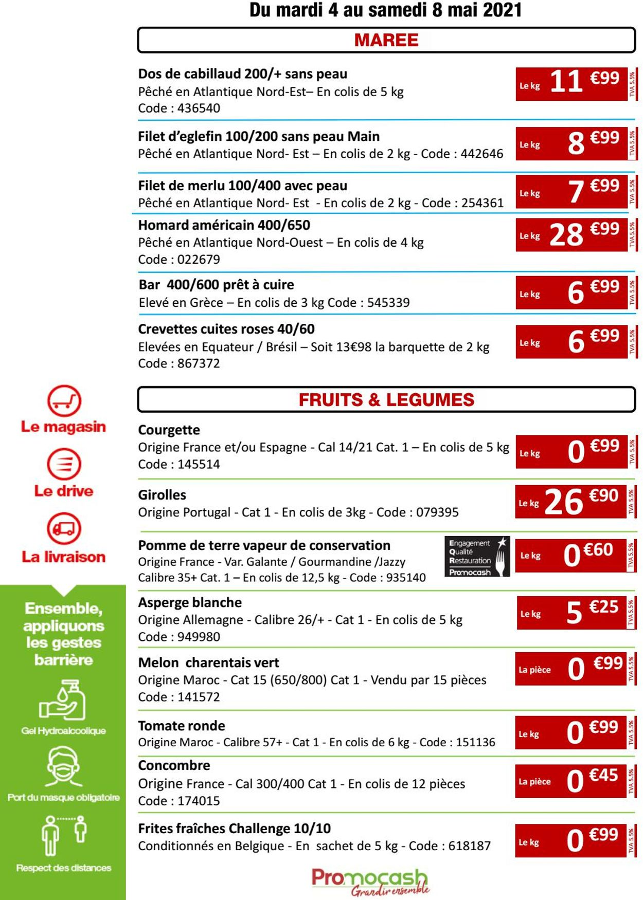 Promocash Catalogue - 04.05-08.05.2021 (Page 2)