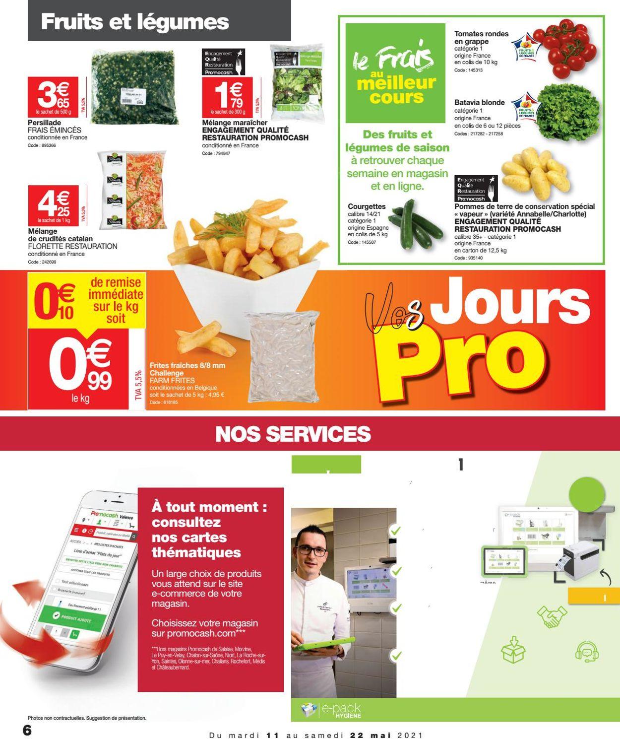 Promocash Catalogue - 11.05-22.05.2021 (Page 6)