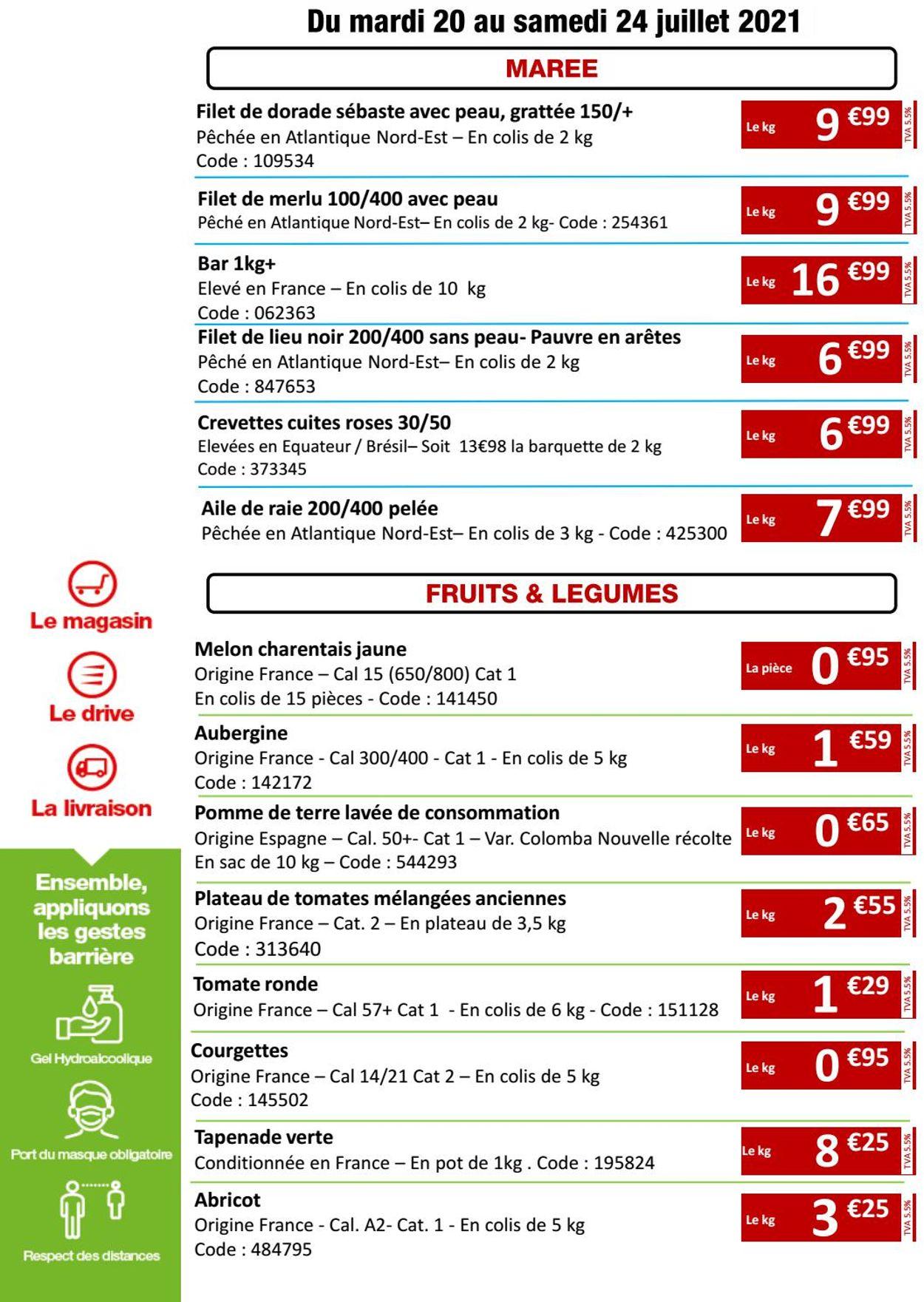 Promocash Catalogue - 20.07-24.07.2021 (Page 2)