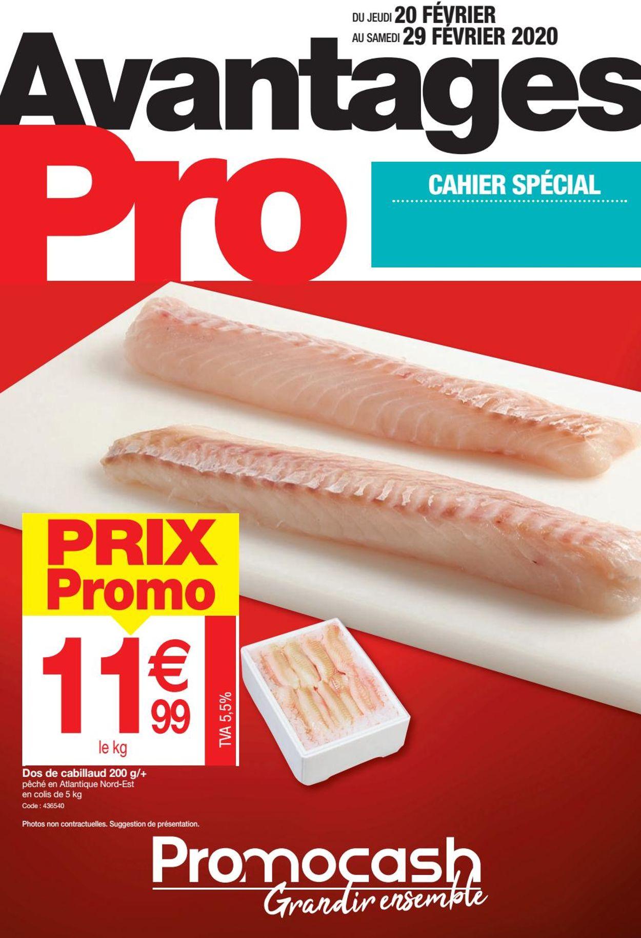 Promocash Catalogue - 20.02-29.02.2020