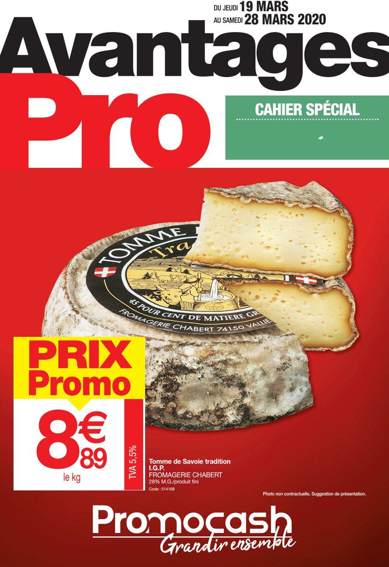 Promocash Catalogue - 19.03-28.03.2020