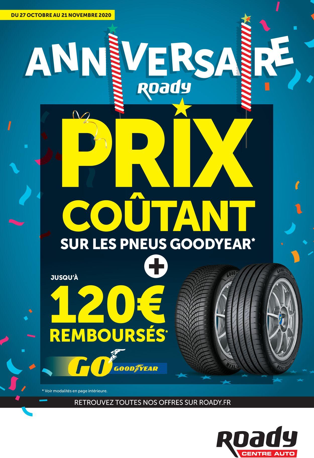 Roady Catalogue - 27.10-21.11.2020