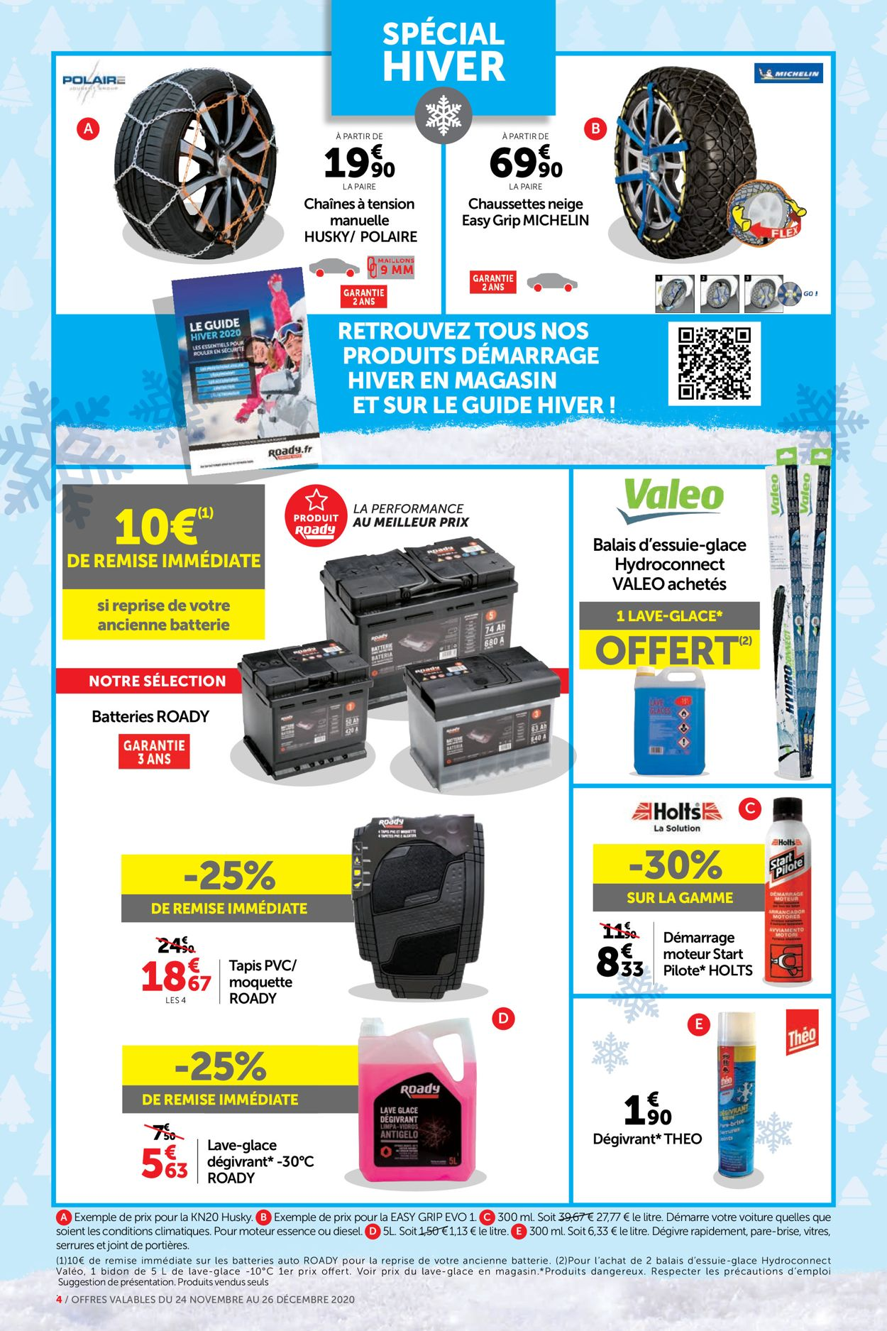Roady Noel 2020 Catalogue - 24.11-26.12.2020 (Page 4)