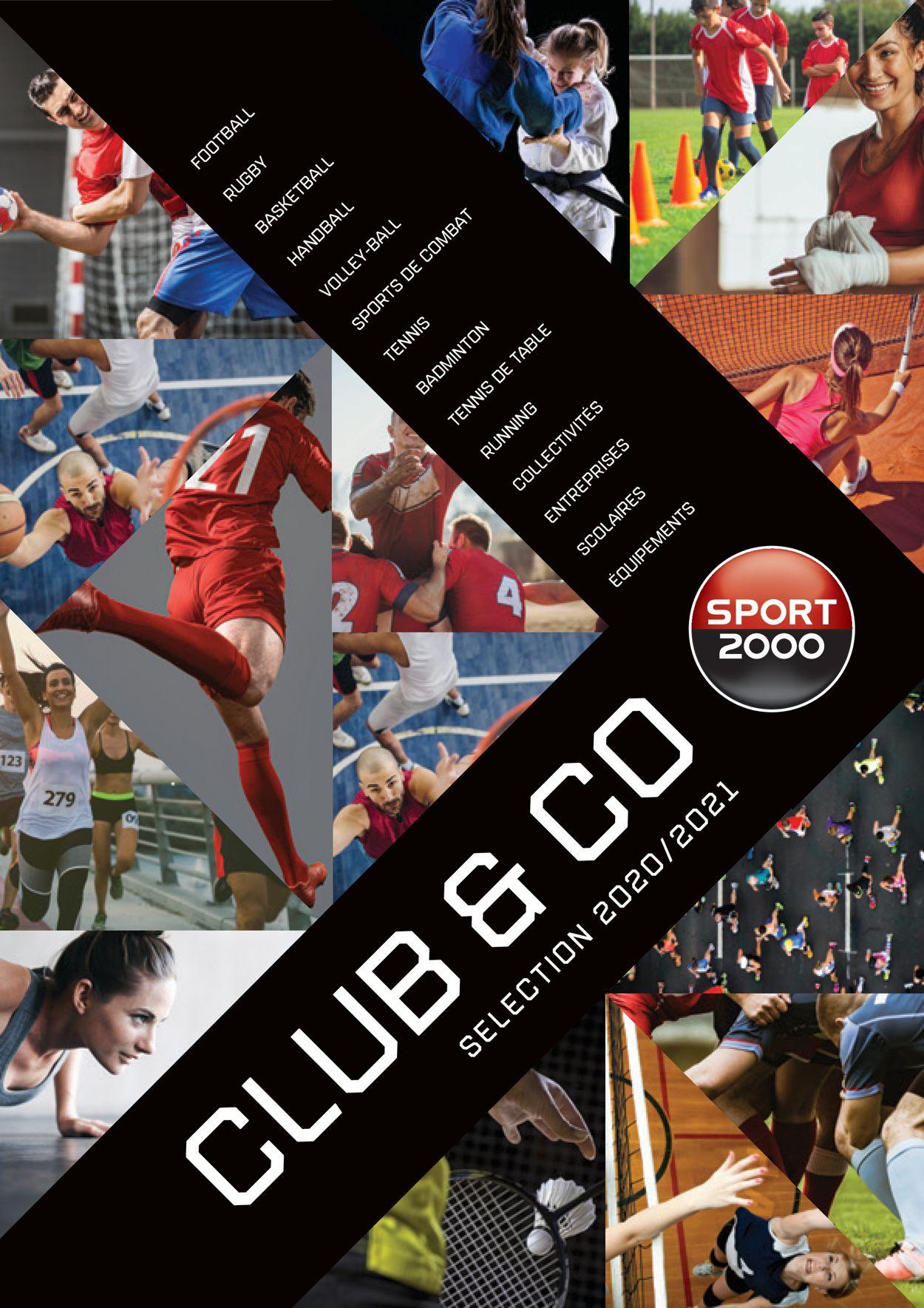 Sport 2000 Catalogue - 13.05-17.03.2021