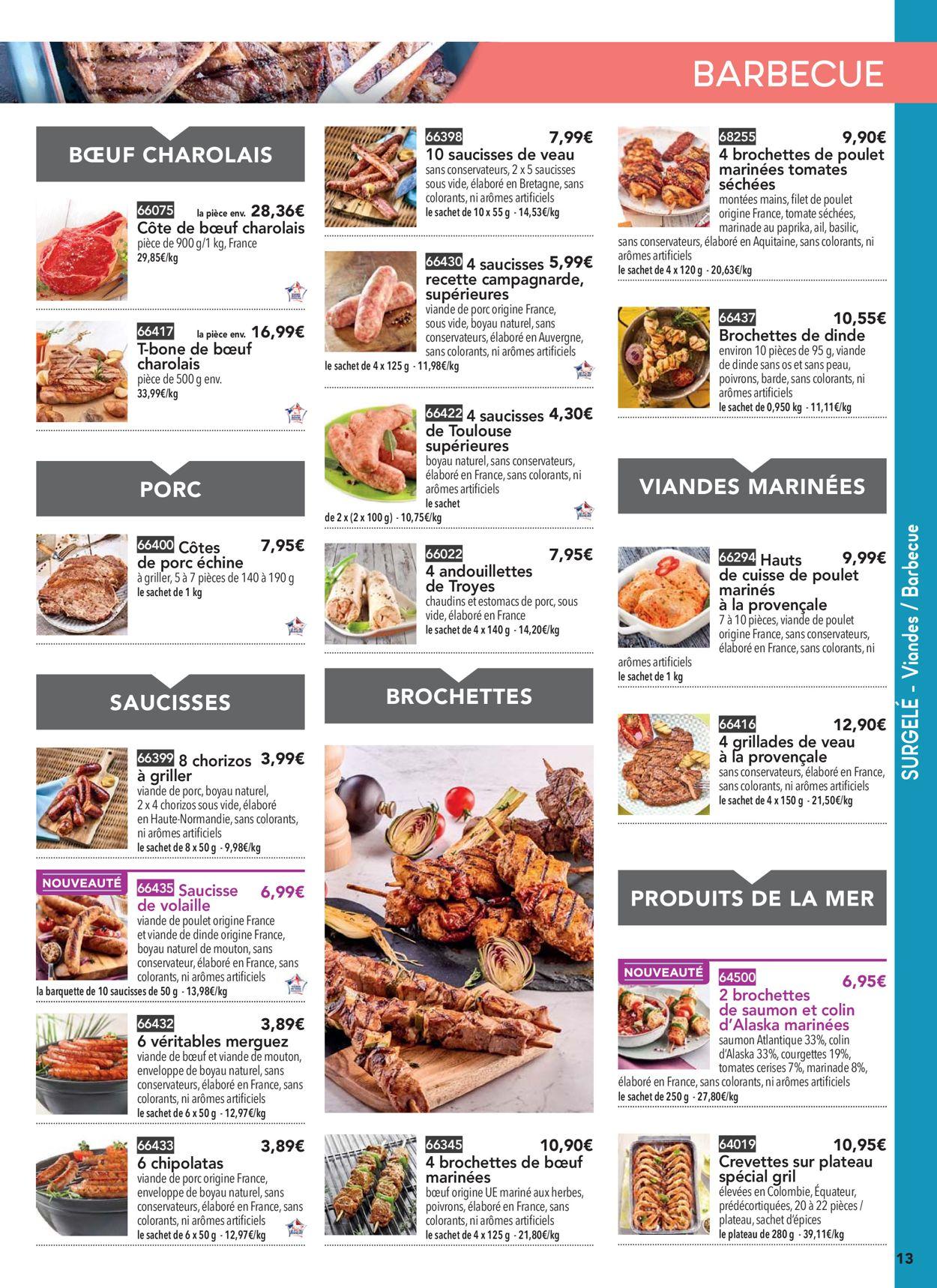 Toupargel Catalogue - 14.05-25.09.2020 (Page 13)
