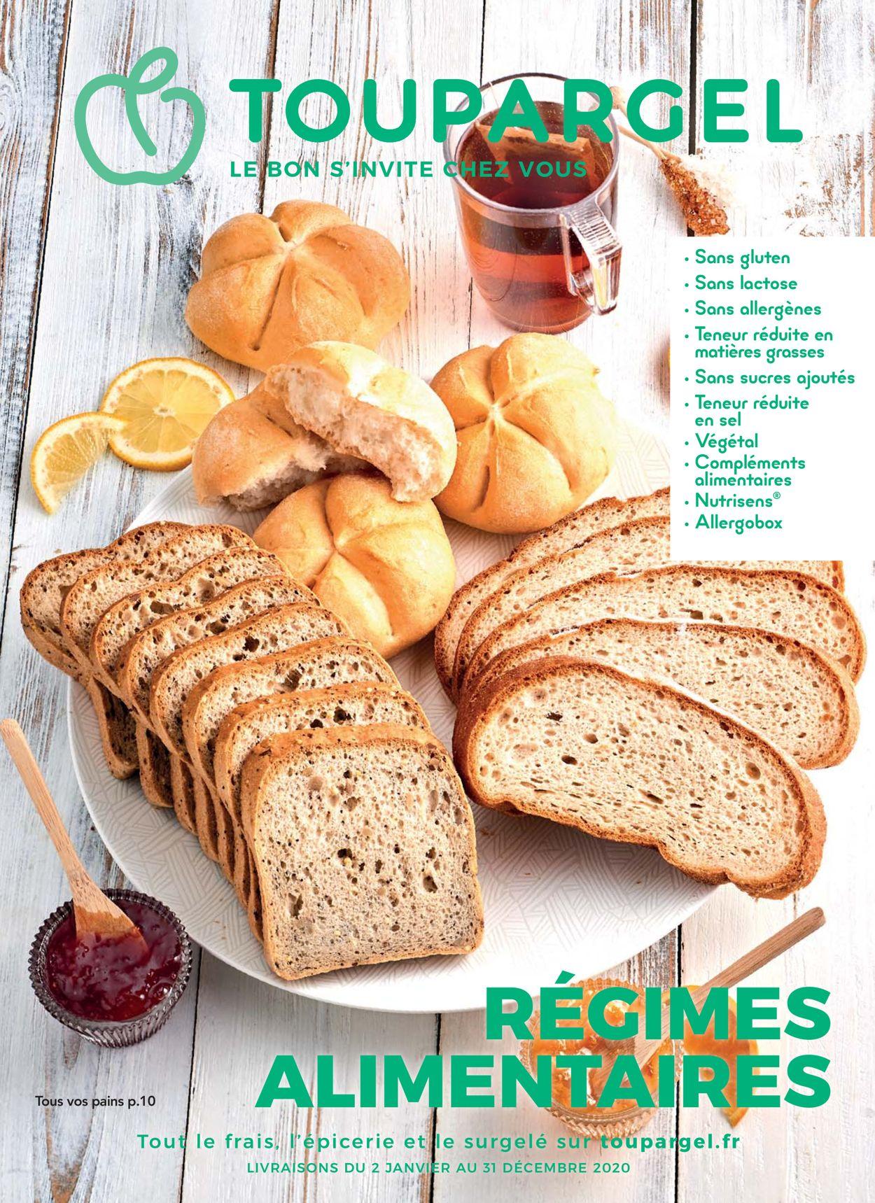 Toupargel Catalogue - 02.01-31.12.2020