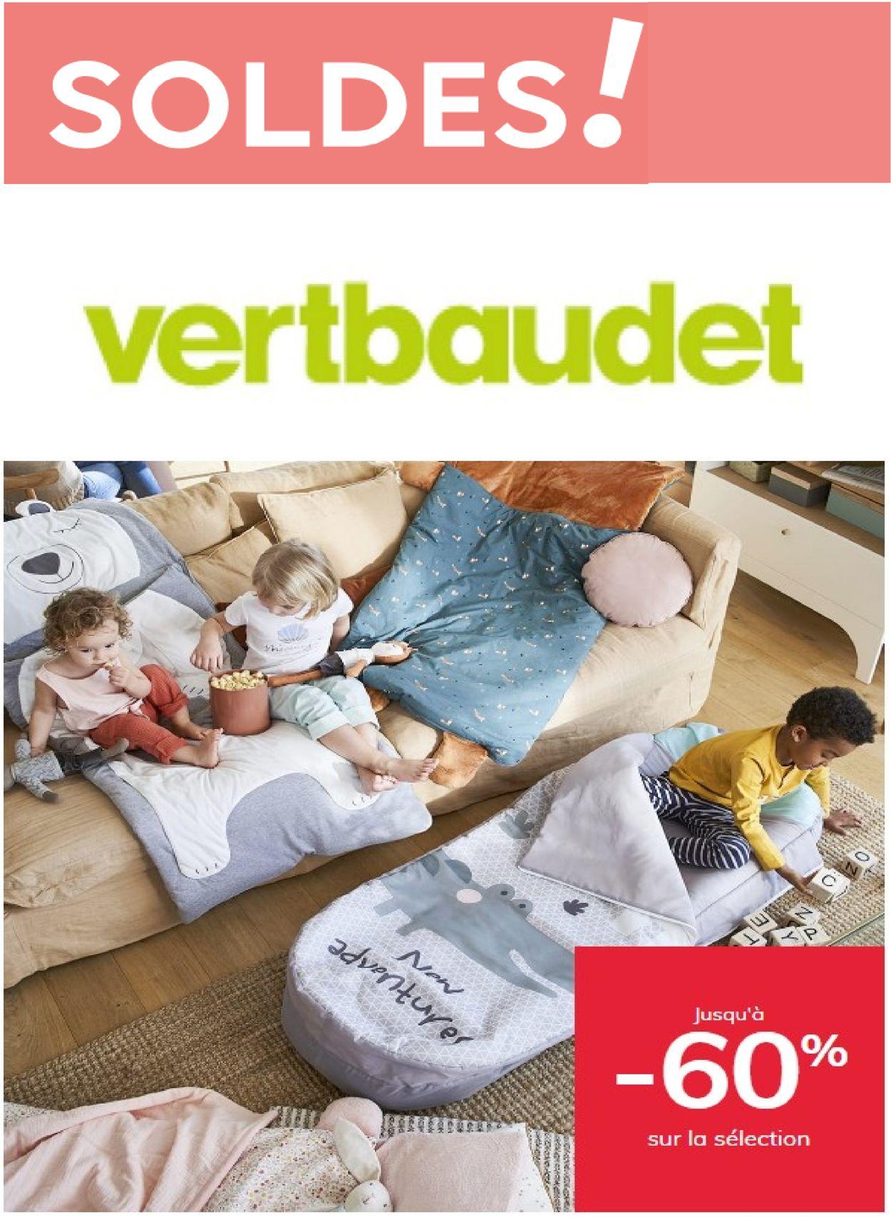 Vertbaudet Catalogue - 26.01-01.02.2021