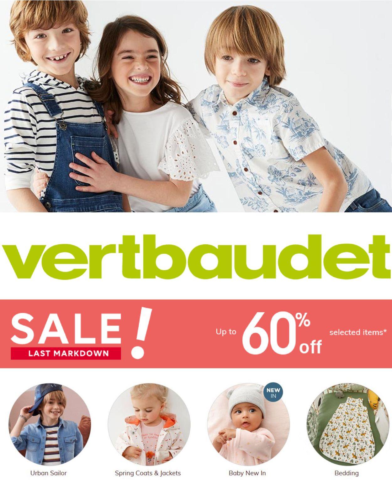 Vertbaudet Catalogue - 09.02-15.02.2021
