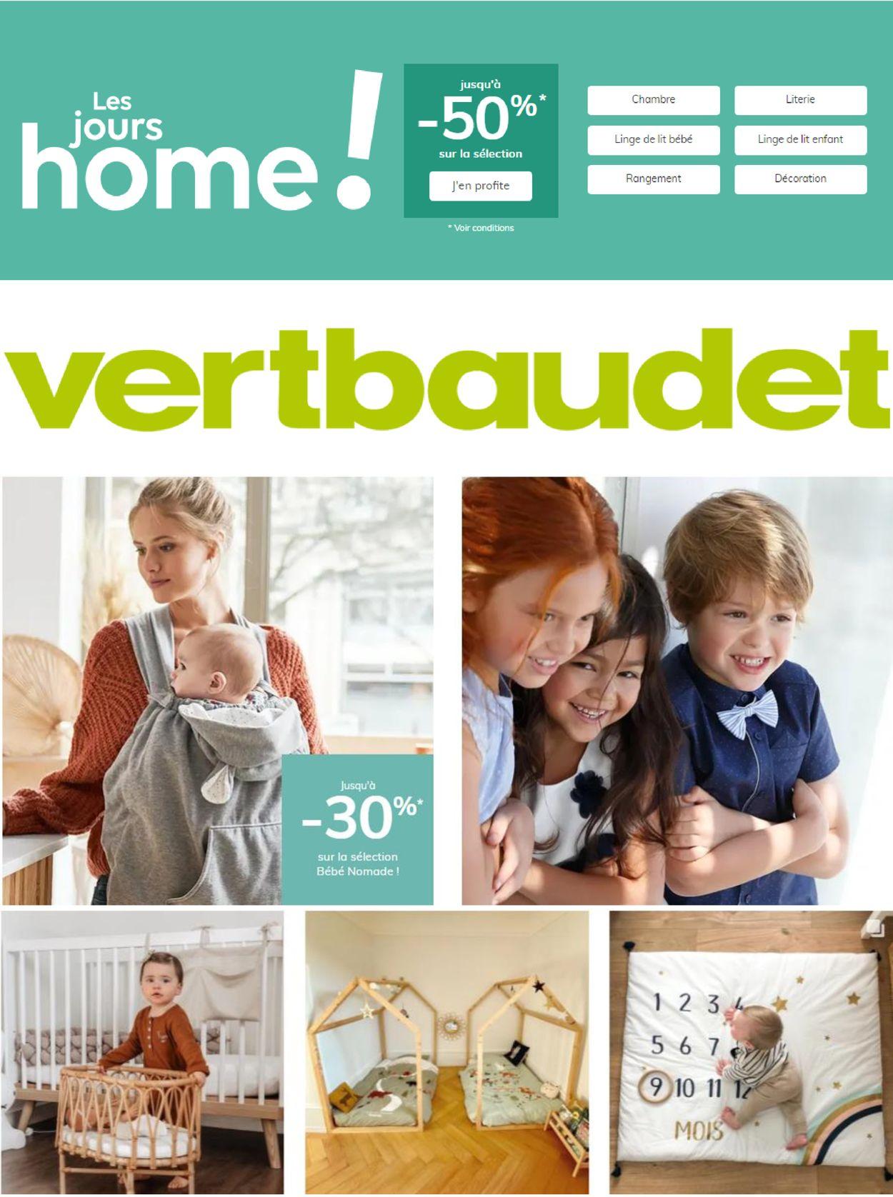 Vertbaudet Catalogue - 27.04-10.05.2021