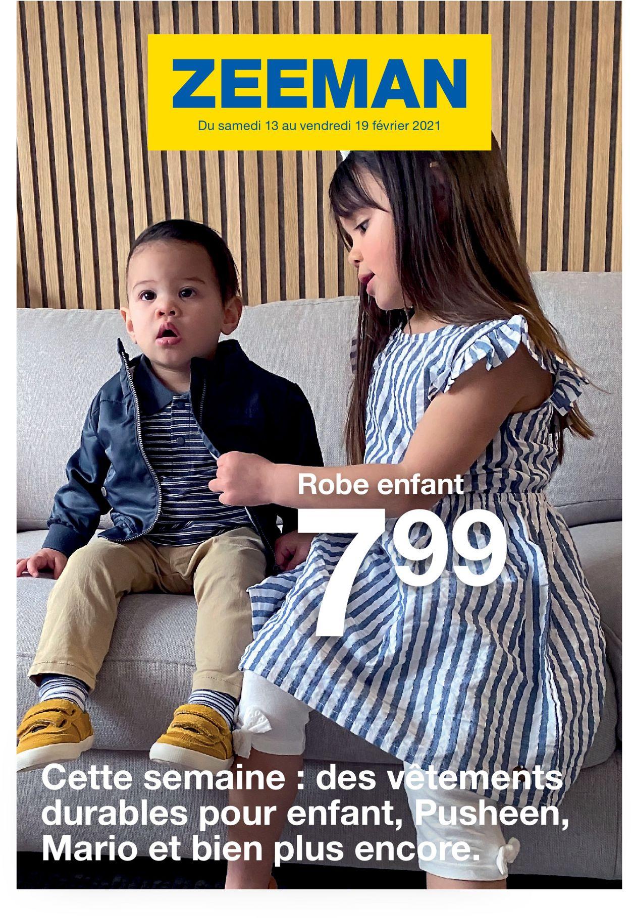 Zeeman Catalogue - 13.02-19.02.2021
