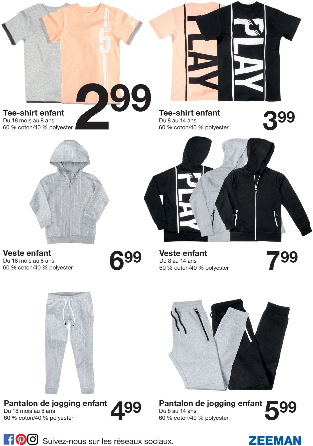 Zeeman Catalogue - 06.07-12.07.2019 (Page 3)