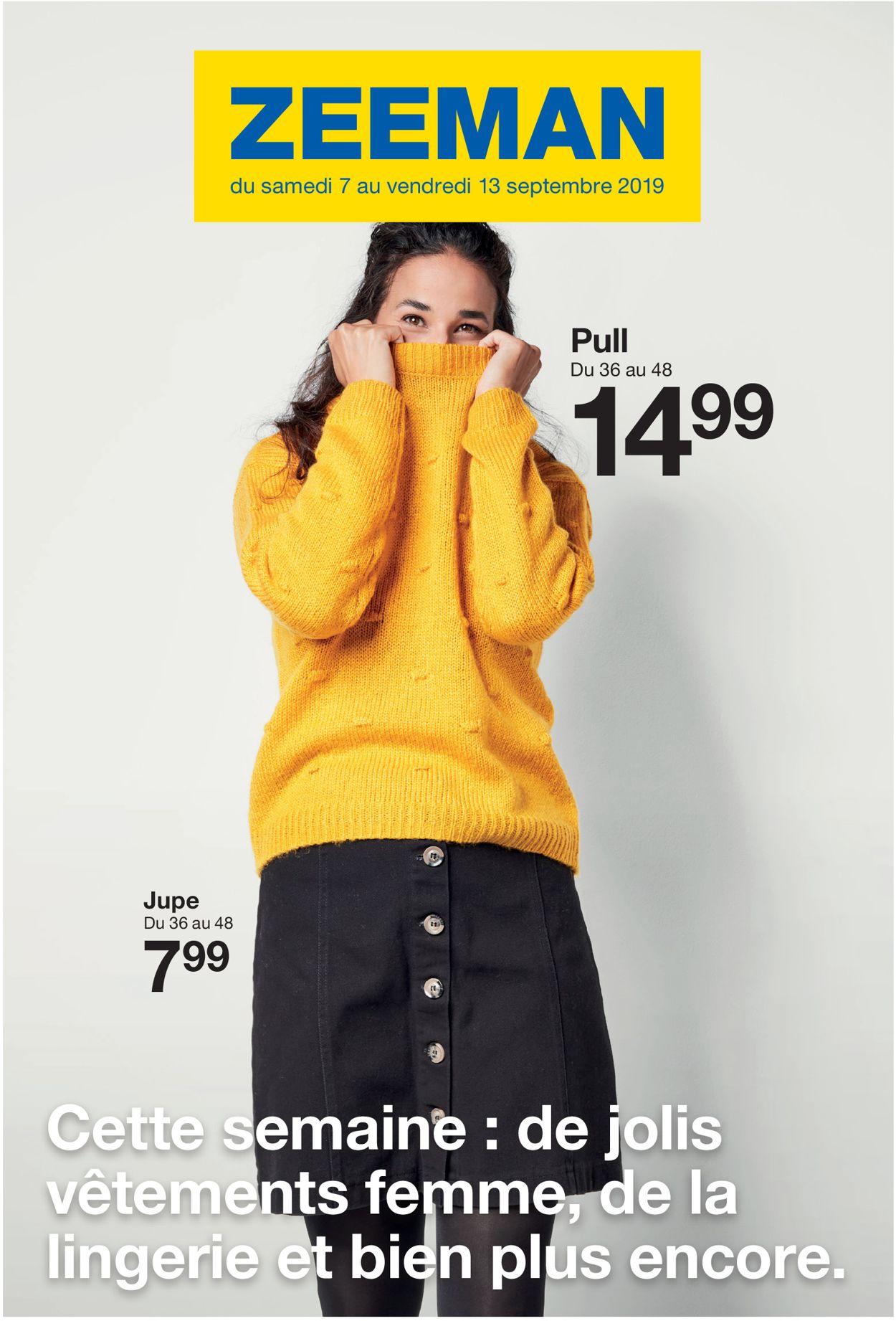 Zeeman Catalogue - 07.09-13.09.2019